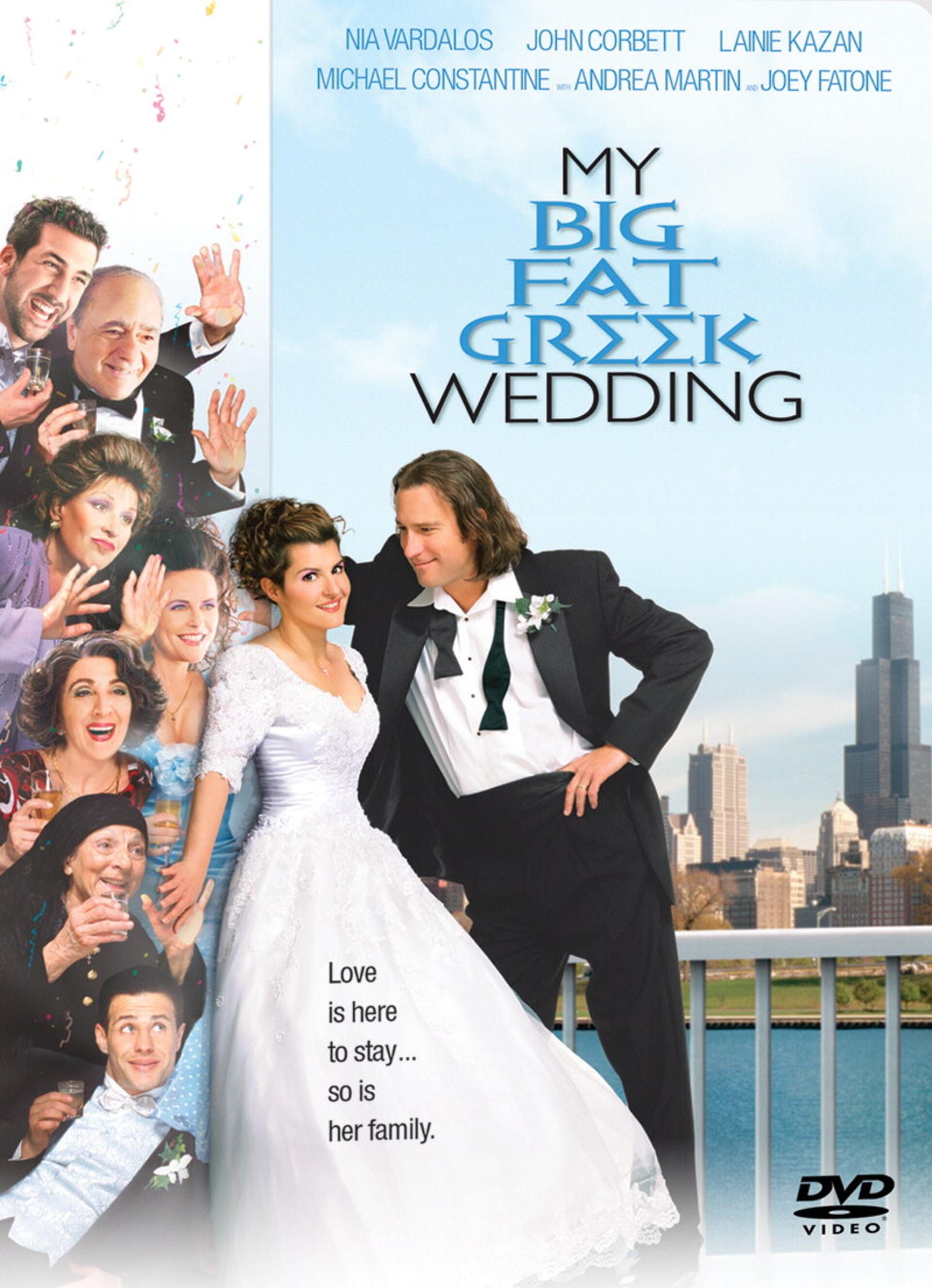 My Big Fat Greek Wedding - Poster 1