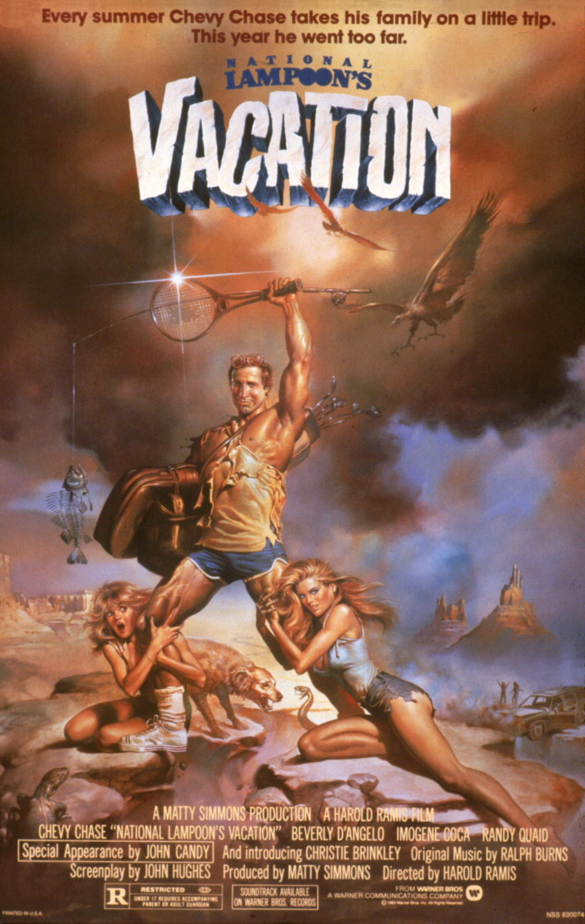 National Lampoon's Vacation - Poster 1