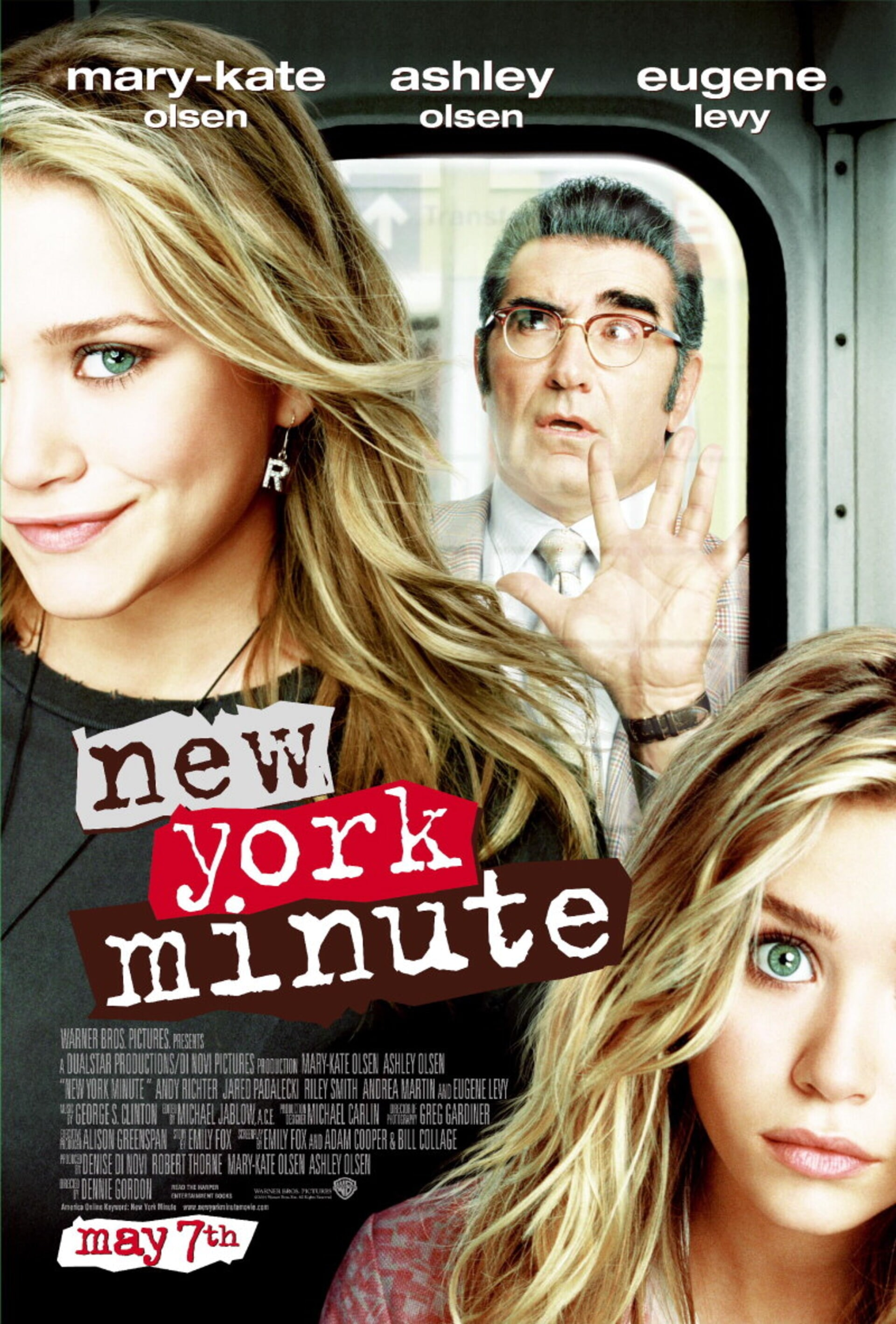 New York Minute - Poster 1