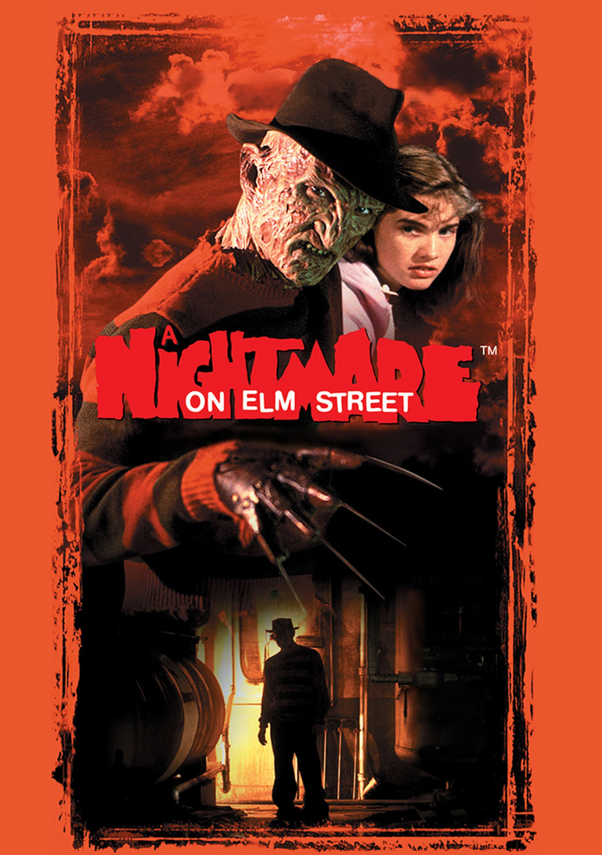 A Nightmare on Elm Street (1984) Poster