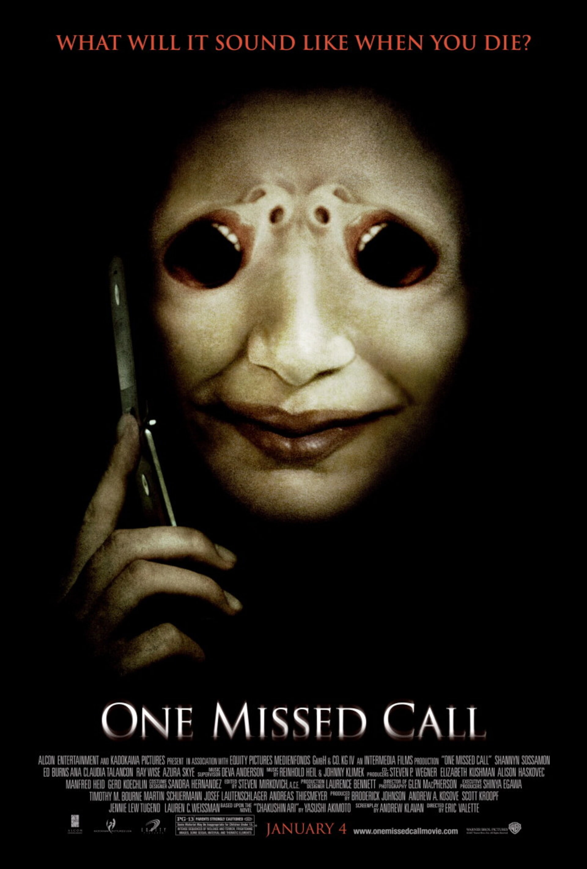 One Missed Call - Poster 1