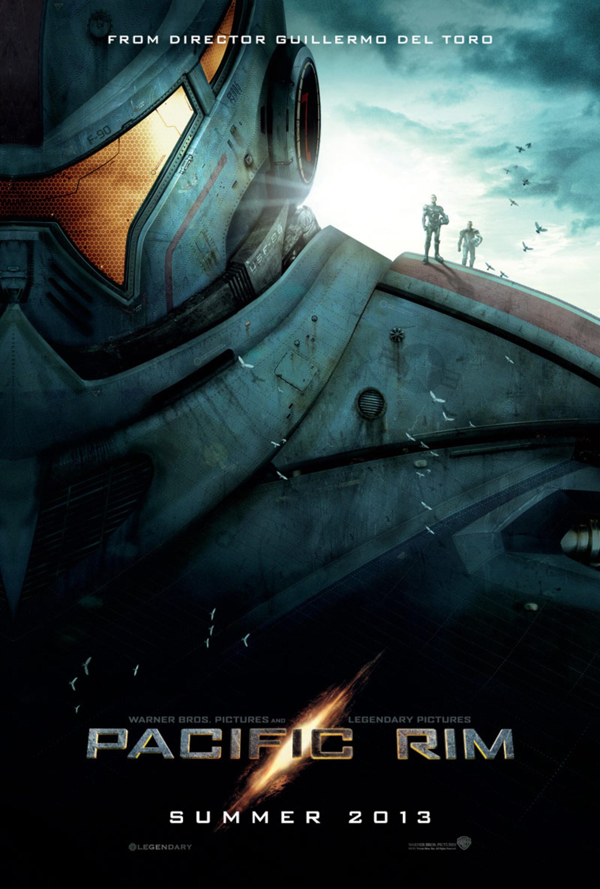 Pacific Rim - Poster 2