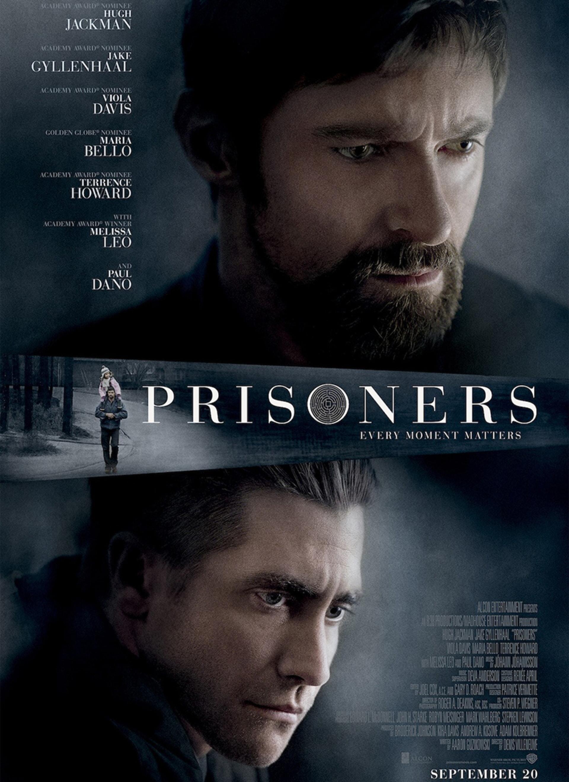 Prisoners - Poster 1