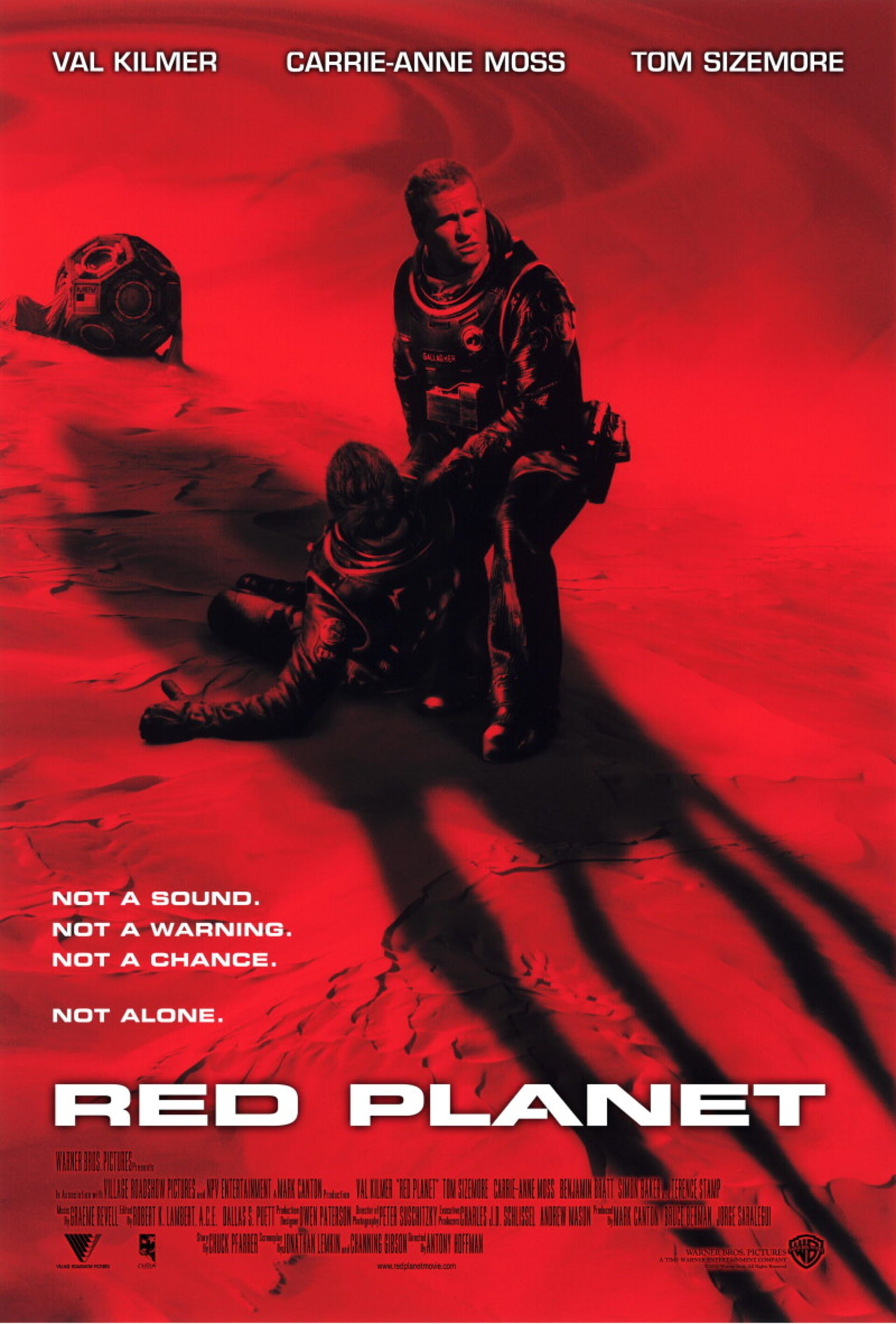 Red Planet - Poster 1