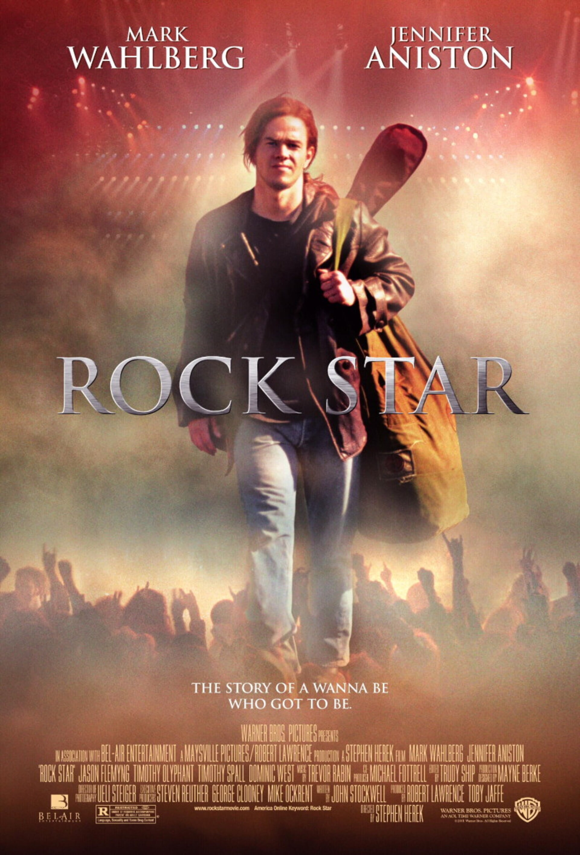 Rock Star - Poster 1