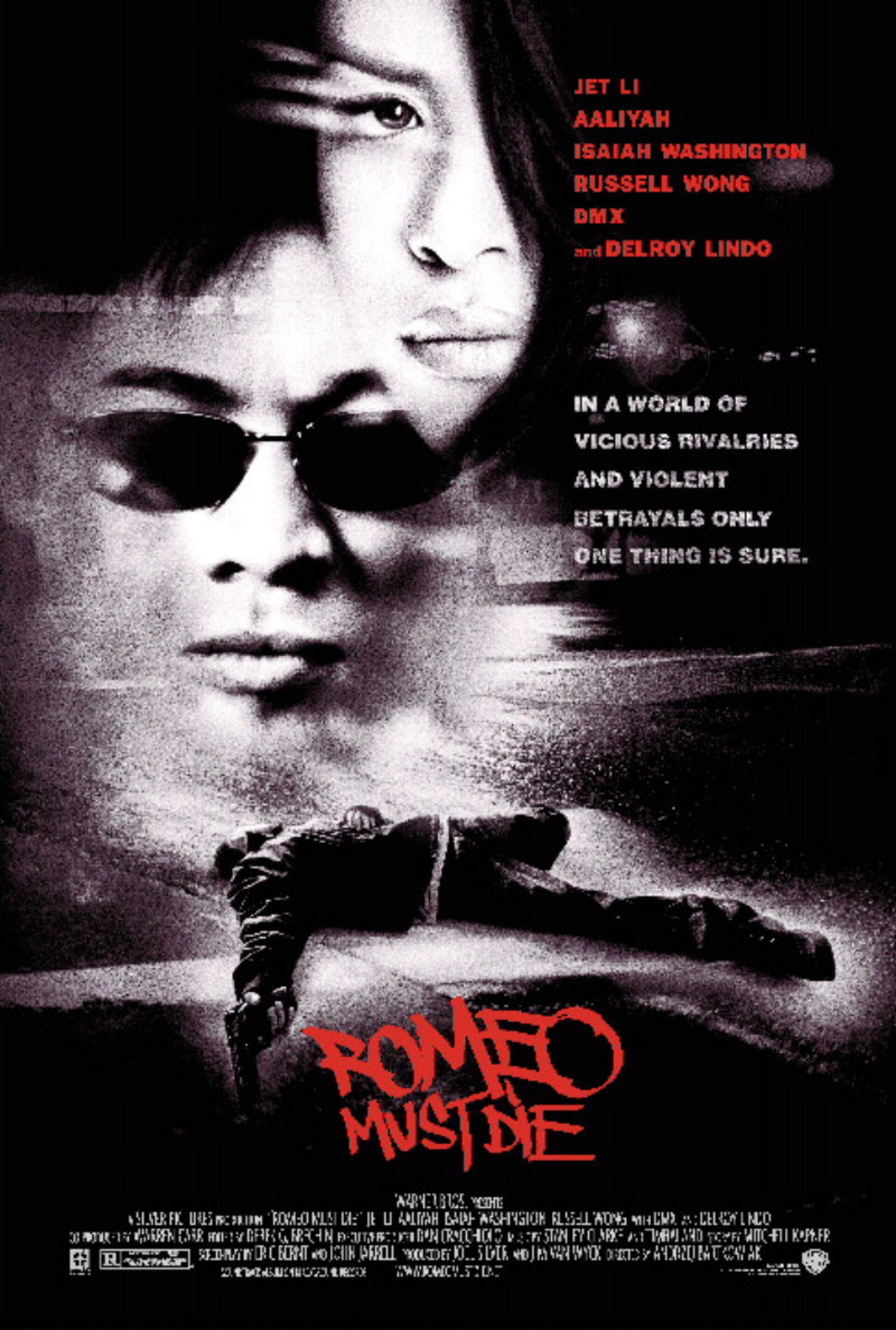Romeo Must Die - Poster 1