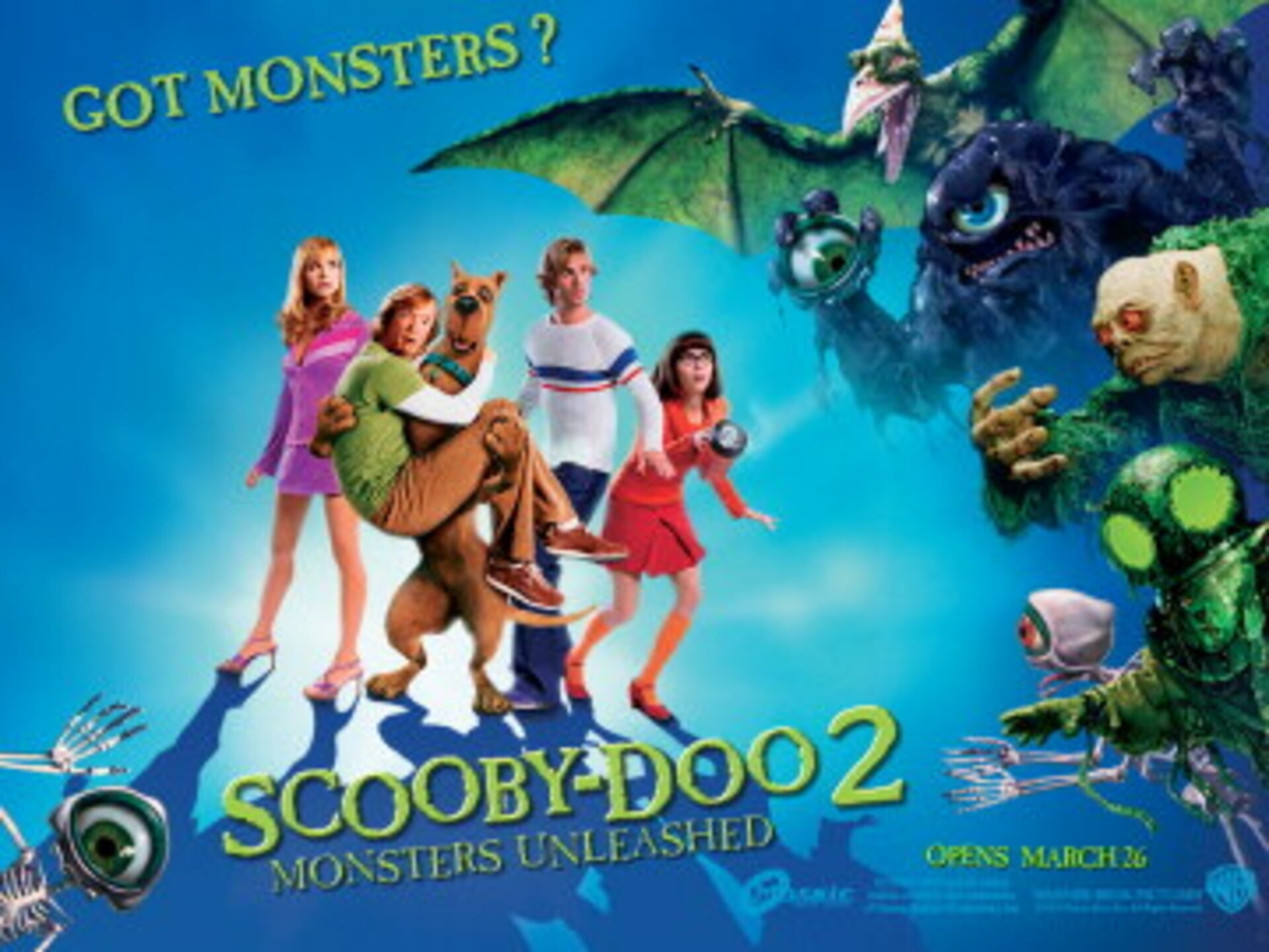 Scooby-Doo 2: Monsters Unleashed - Image 1