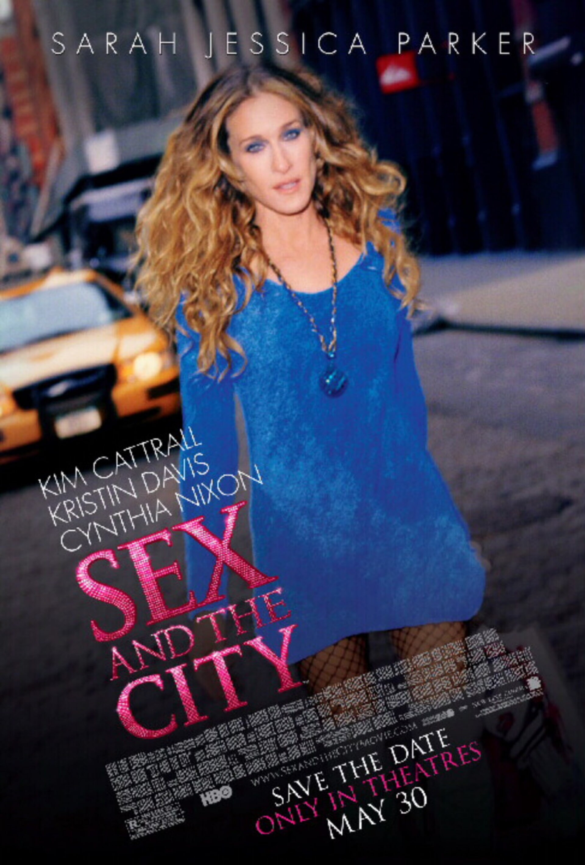 Sex and the City: The Movie - Poster 2