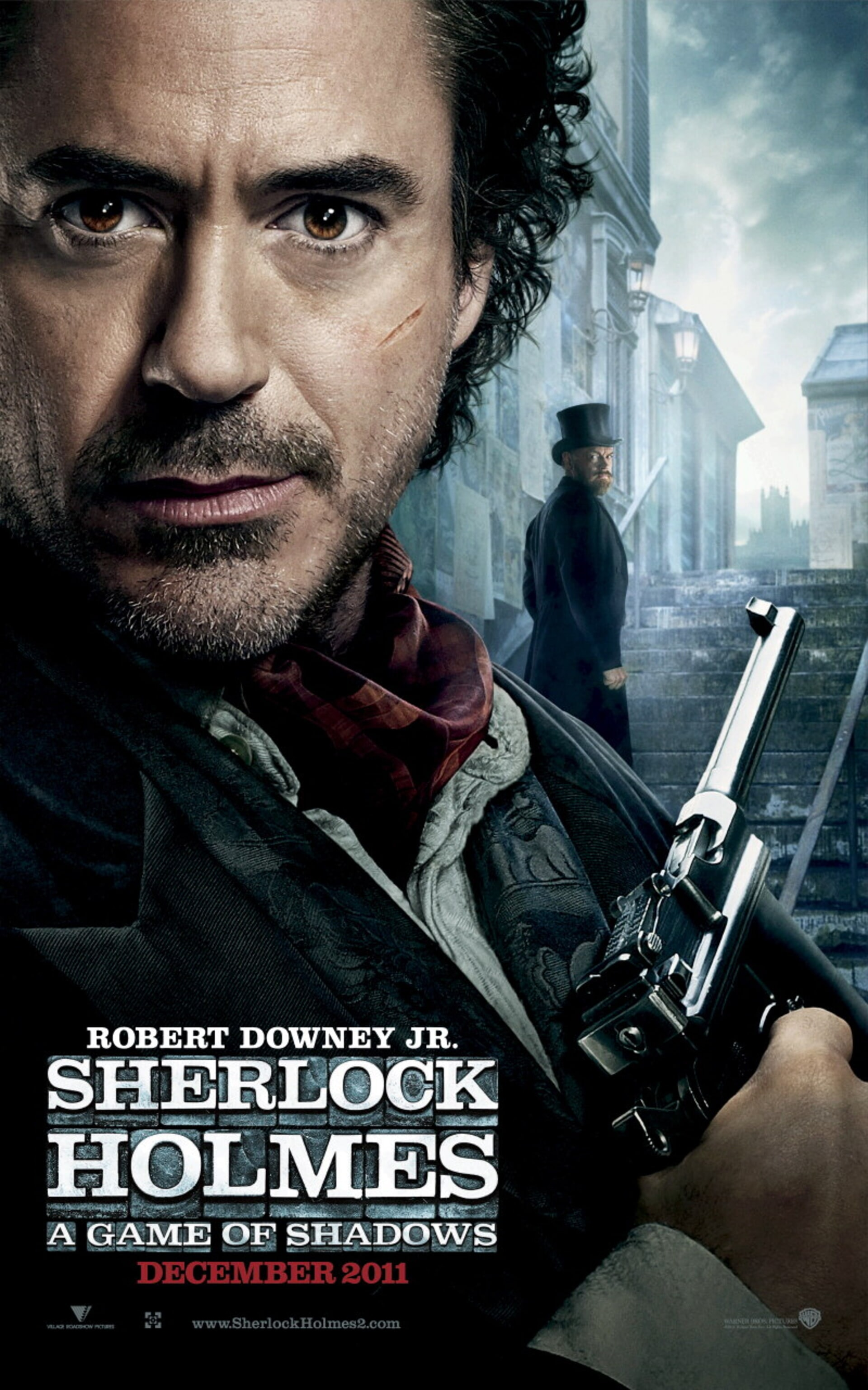 Sherlock Holmes: A Game of Shadows - Poster 1