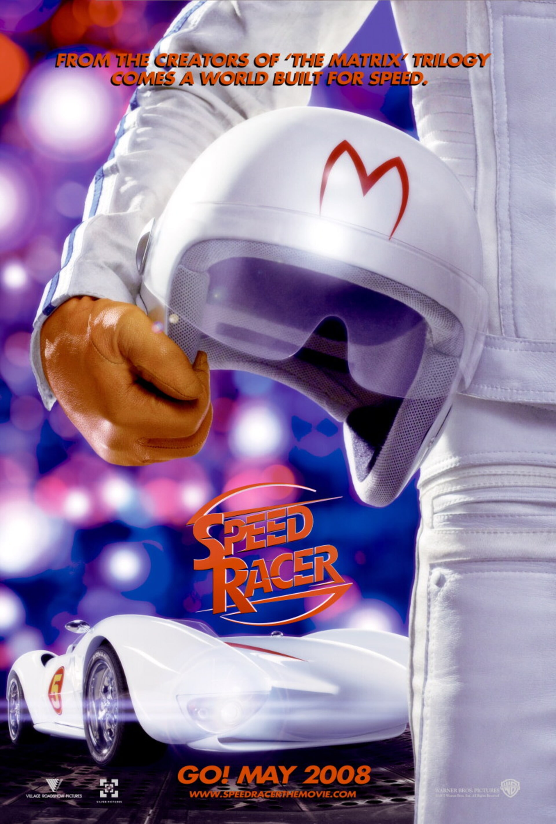 Speed Racer - Poster 1