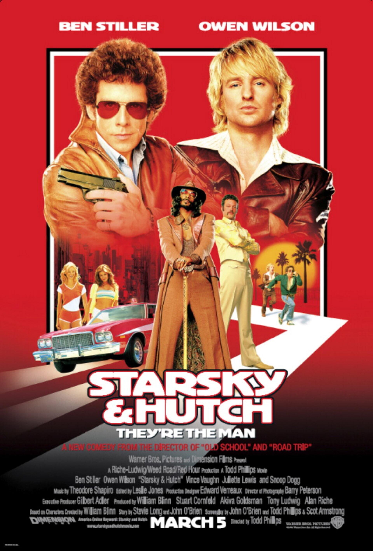 Starsky & Hutch - Poster 1