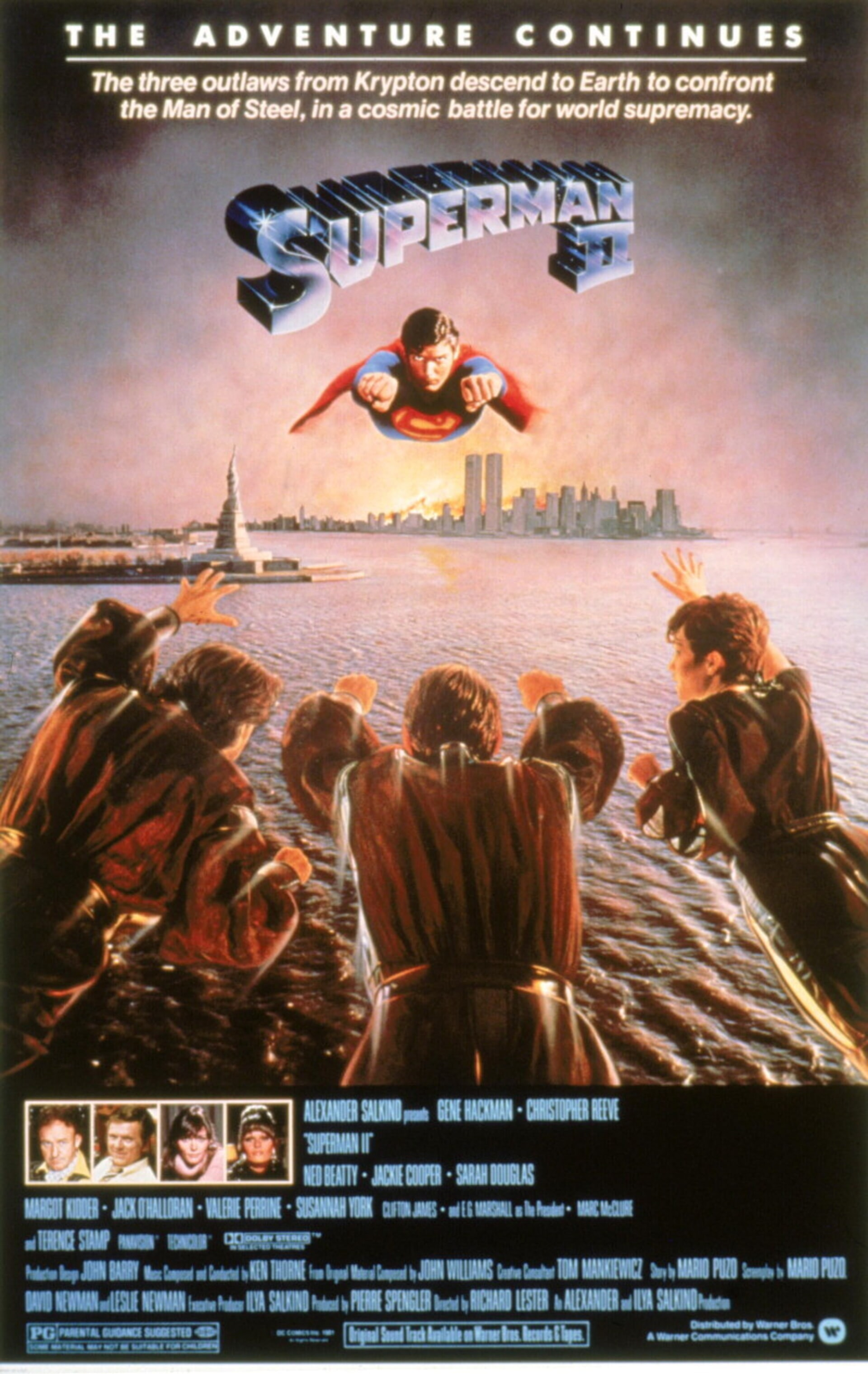 Superman II - Poster 1