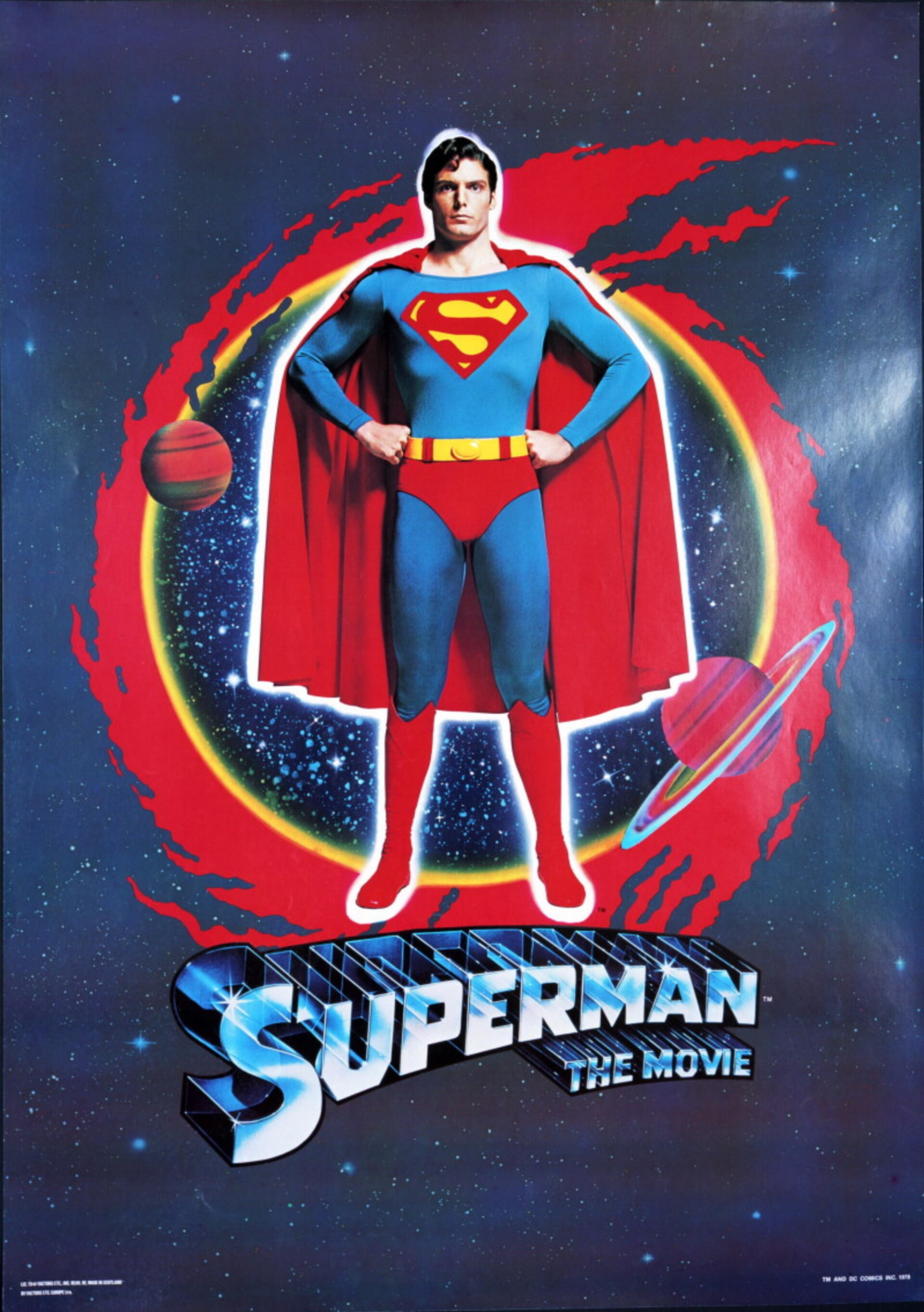 Superman: The Movie - Poster 1