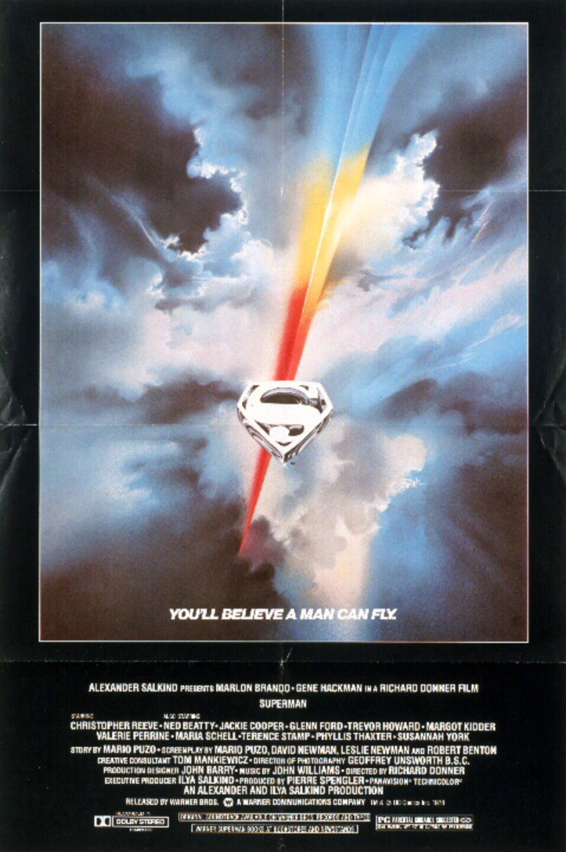 Superman: The Movie - Poster 2