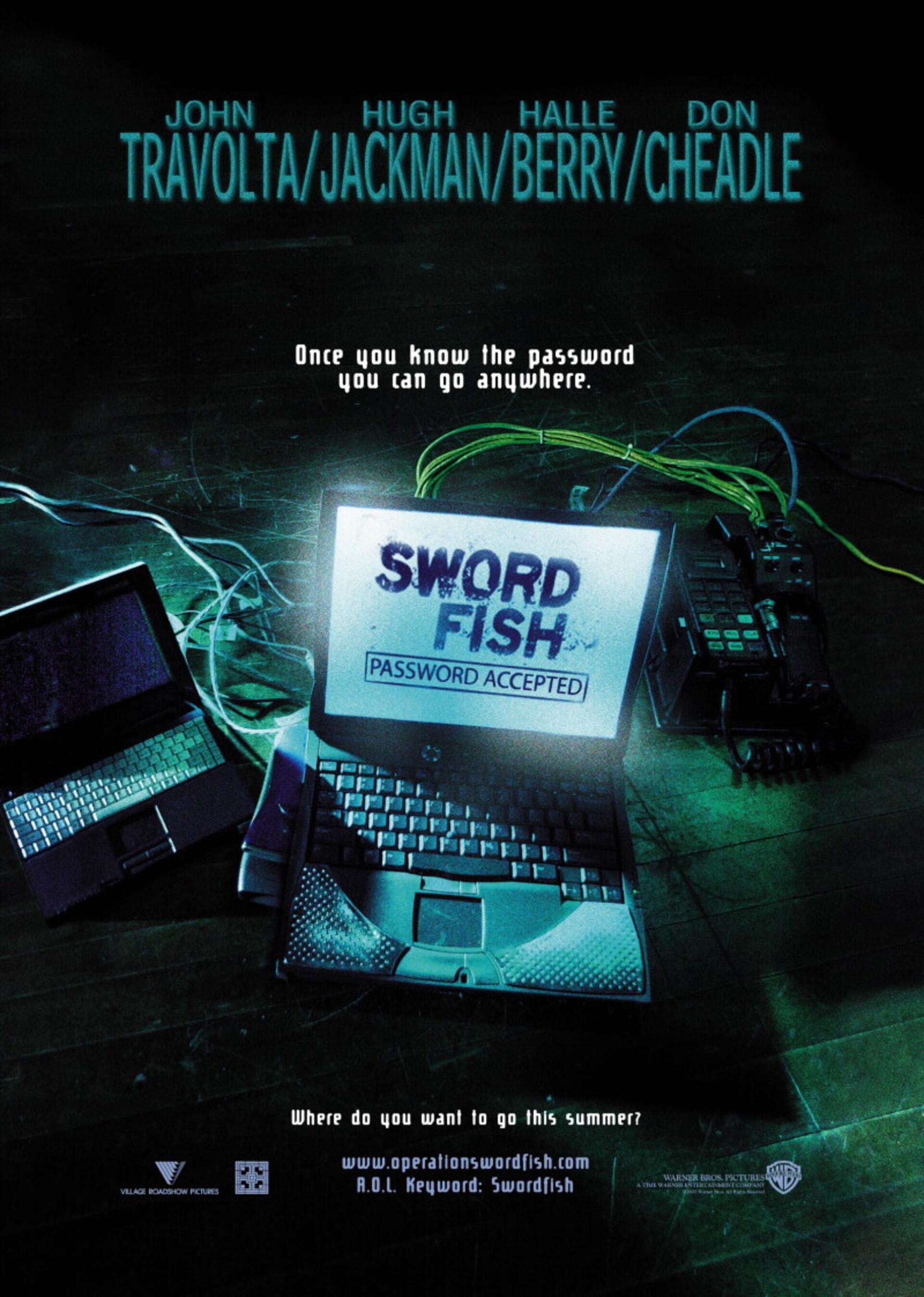 Swordfish - Poster 1