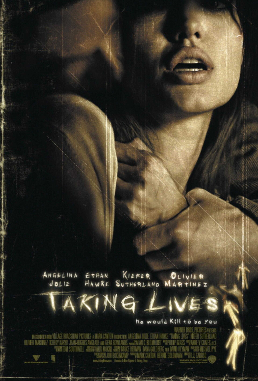Taking Lives - Poster 1
