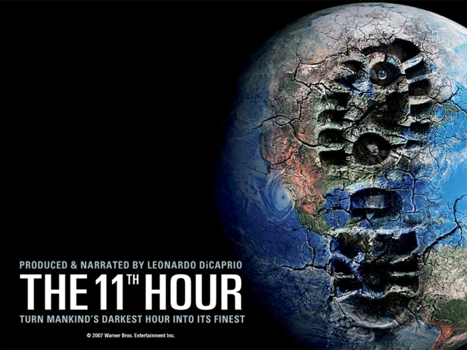 The 11th Hour - Poster 1