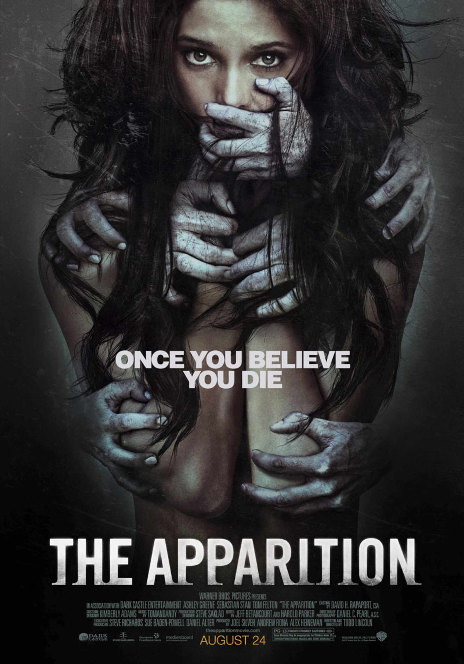 The Apparition - Poster 1