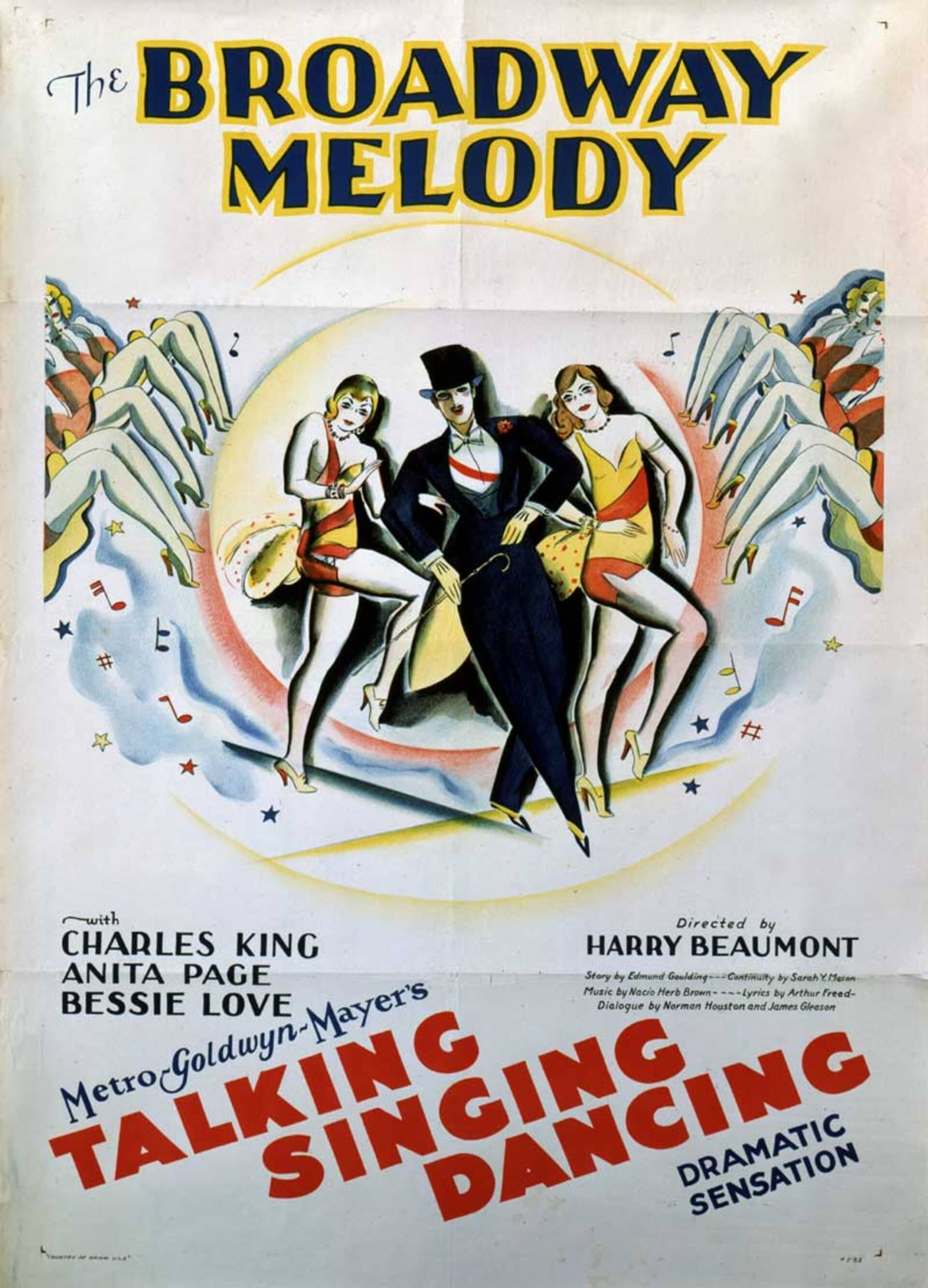 The Broadway Melody of 1929 - Poster 2