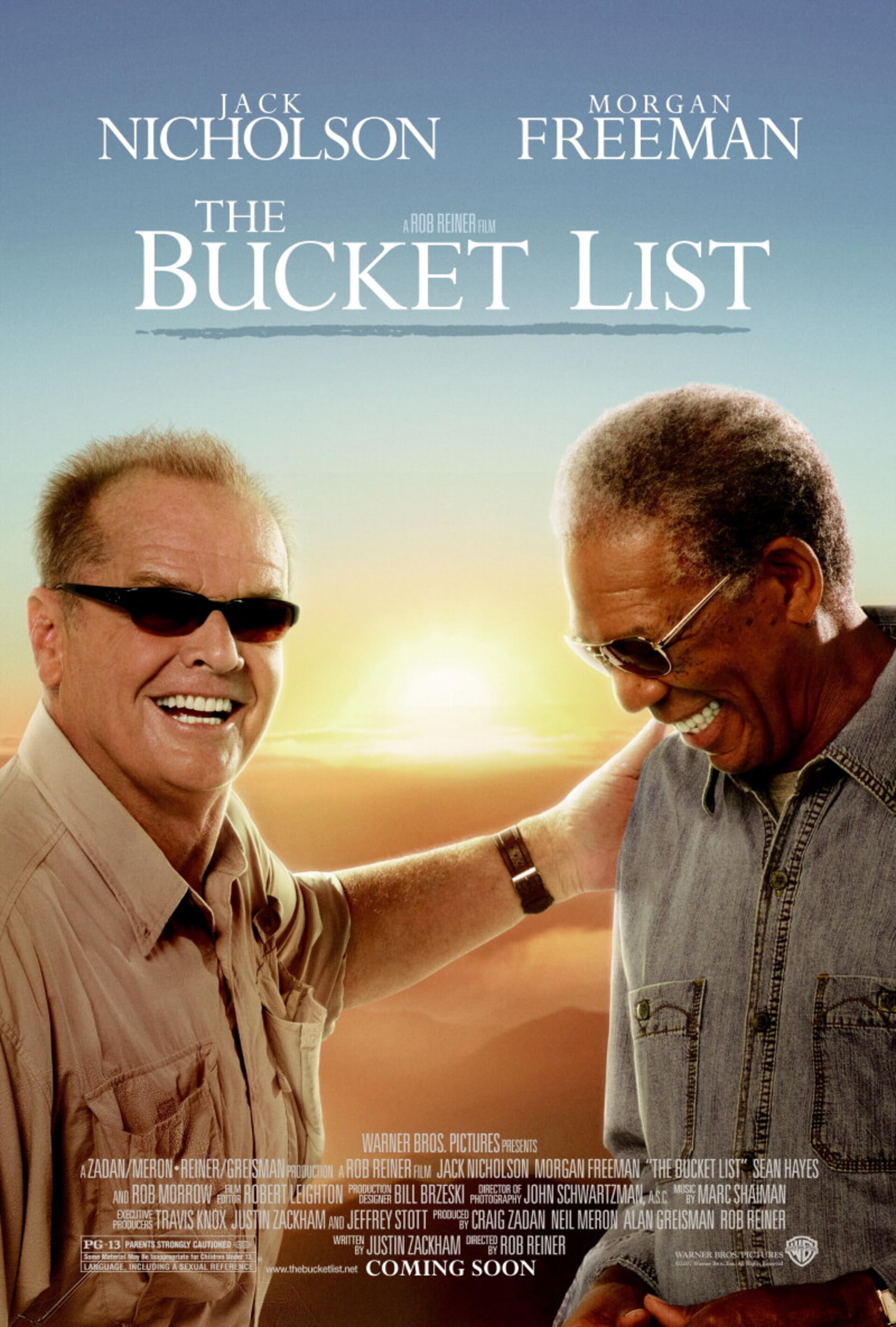 The Bucket List - Poster 1