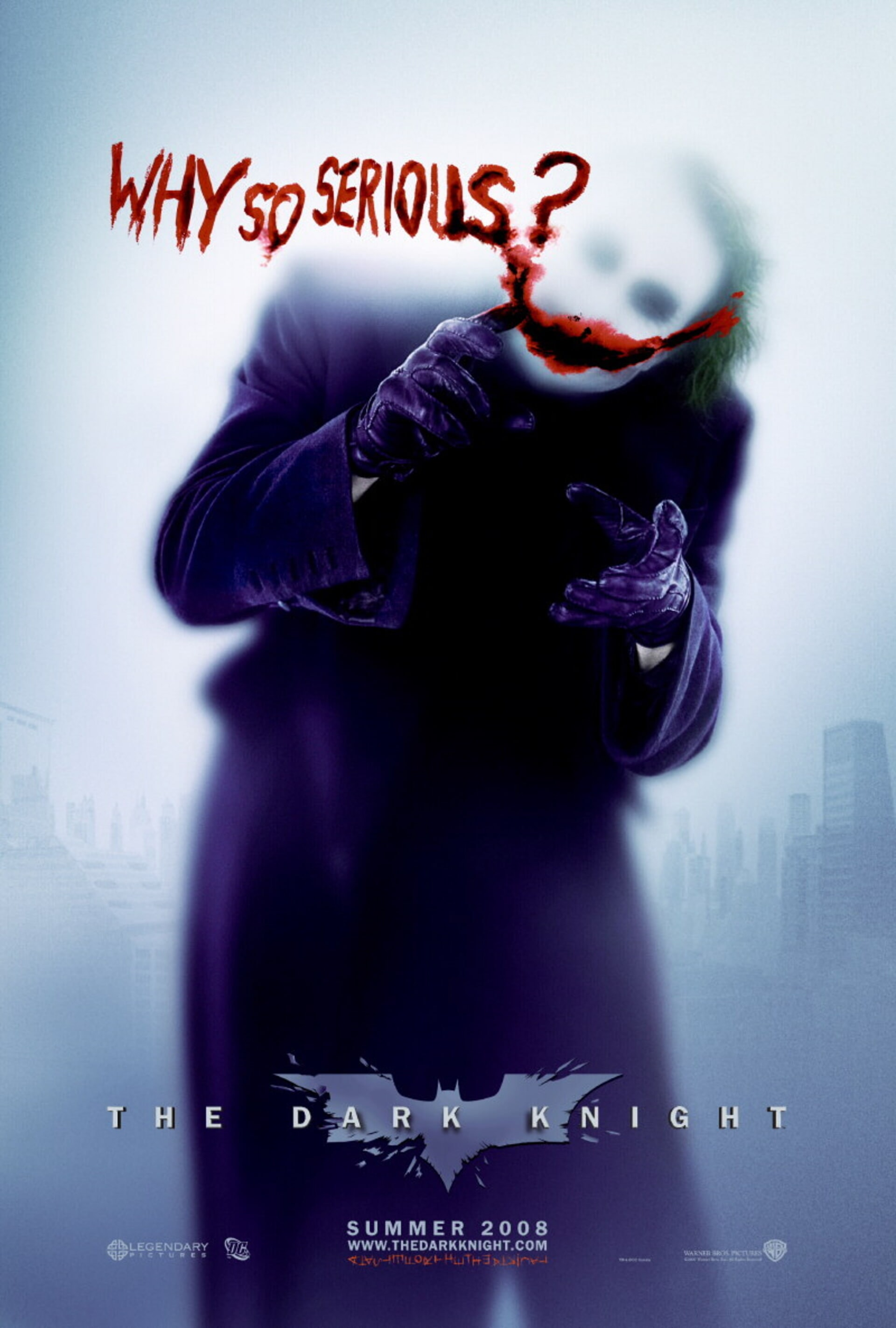 The Dark Knight - Poster 2