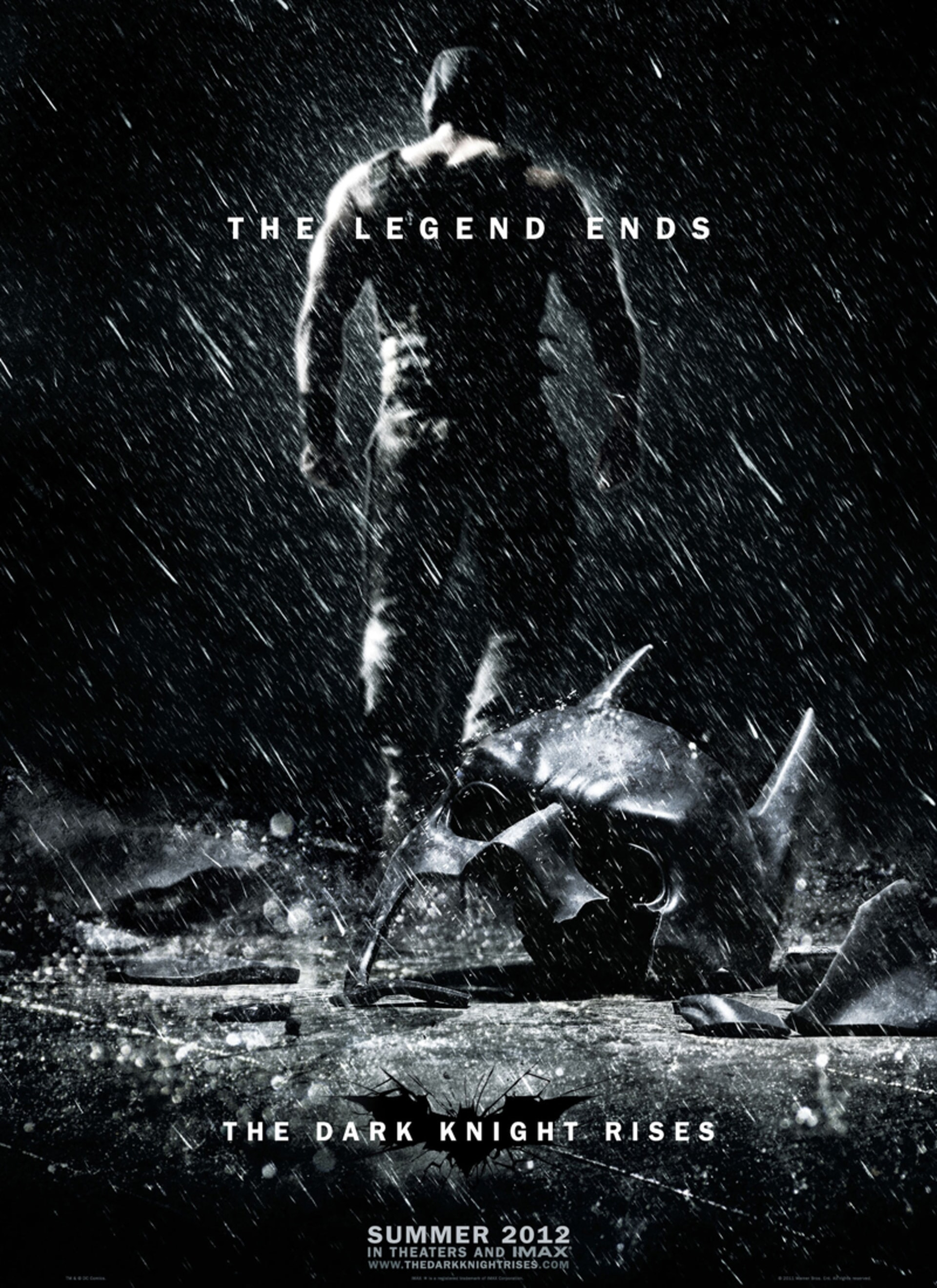 The Dark Knight Rises - Poster 2