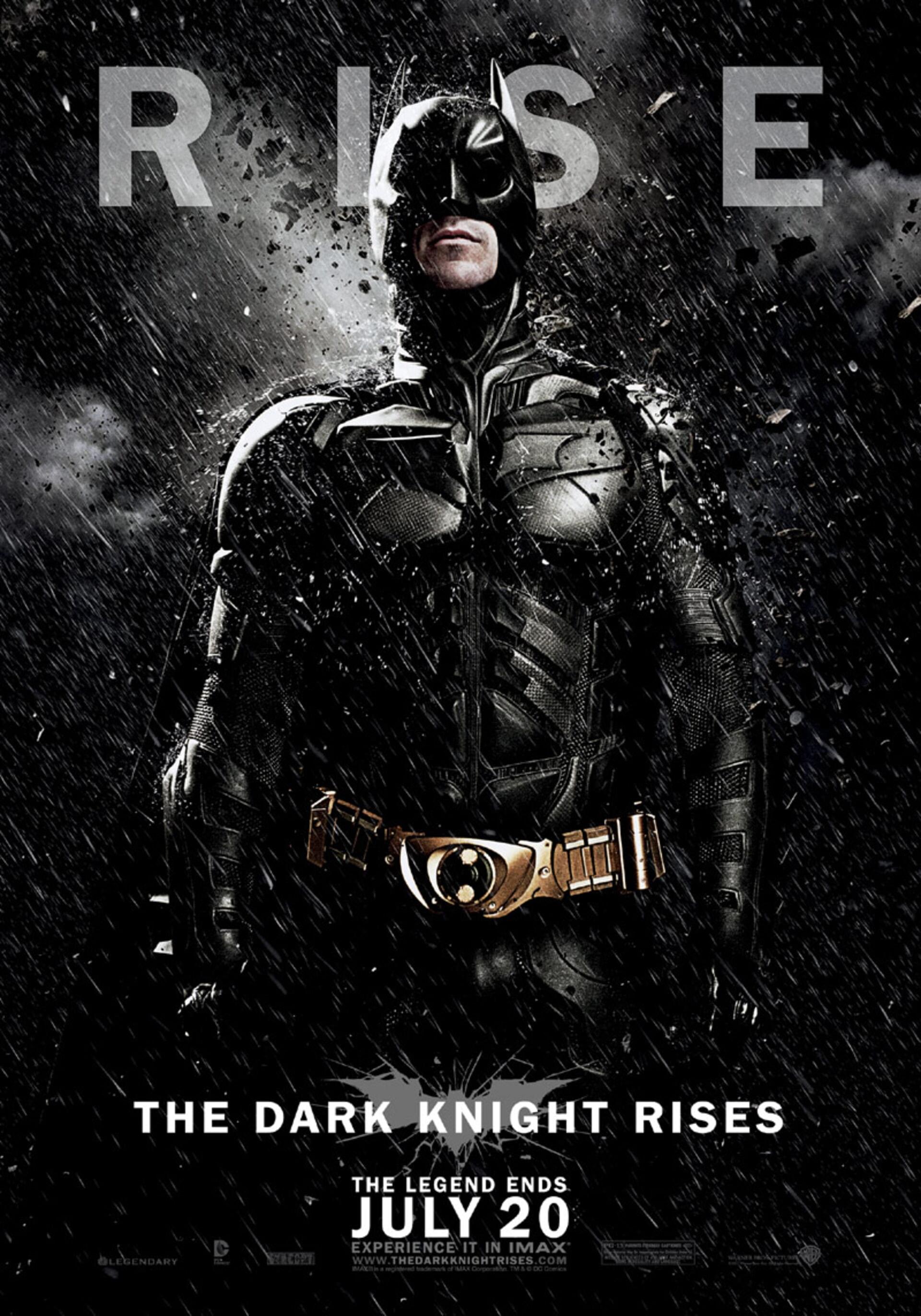 The Dark Knight Rises - Poster 4