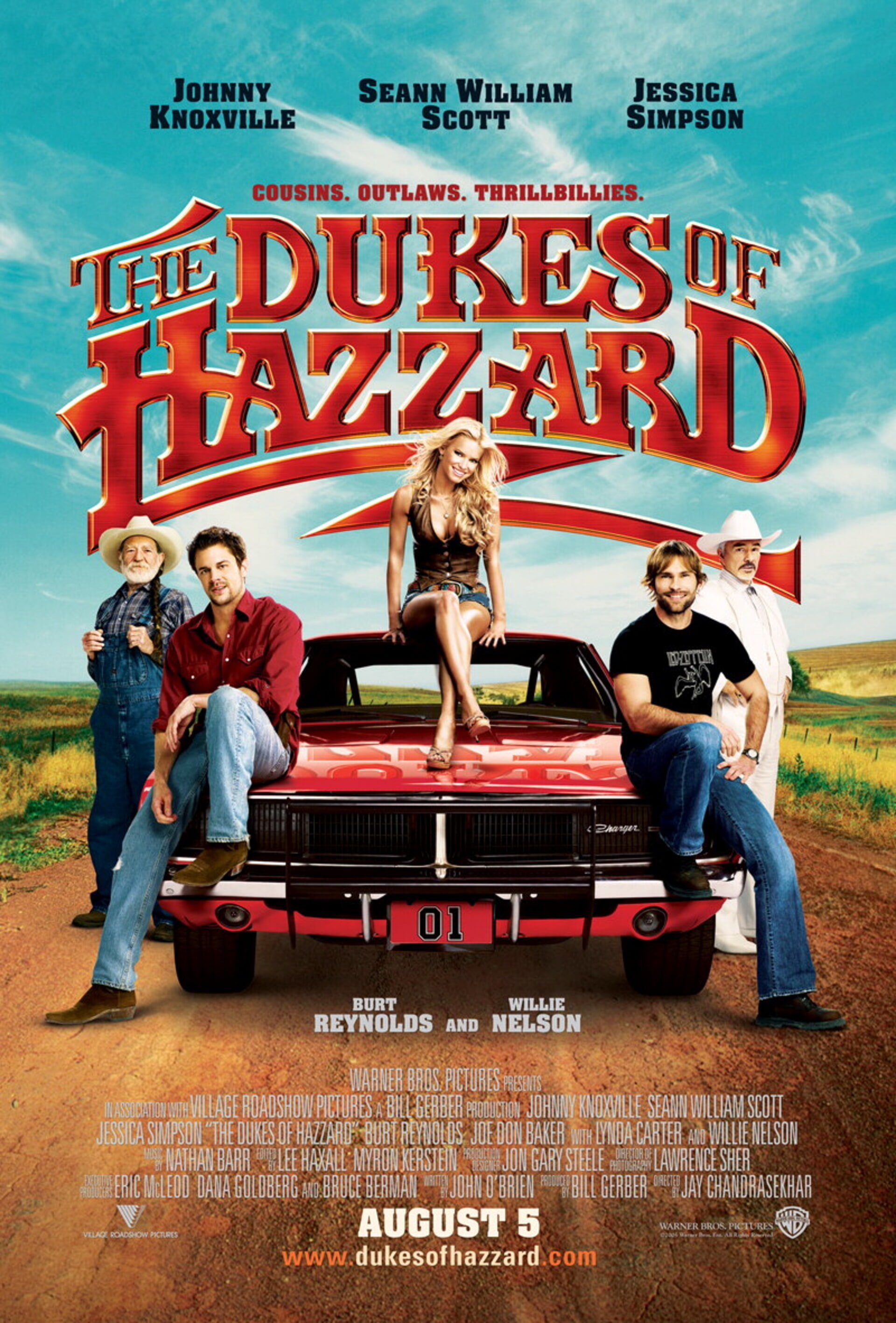 The Dukes of Hazzard - Poster 1
