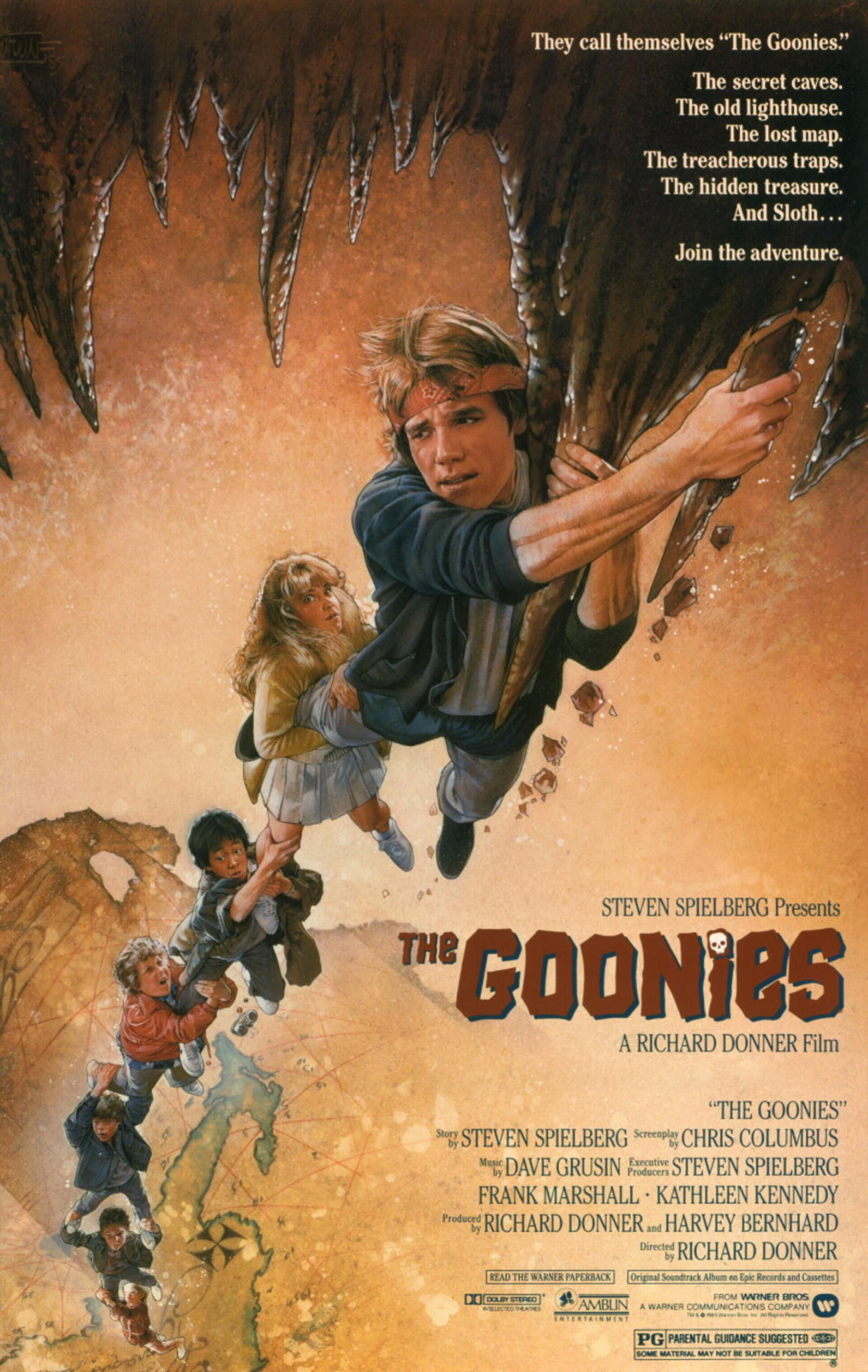 The Goonies - Poster 1