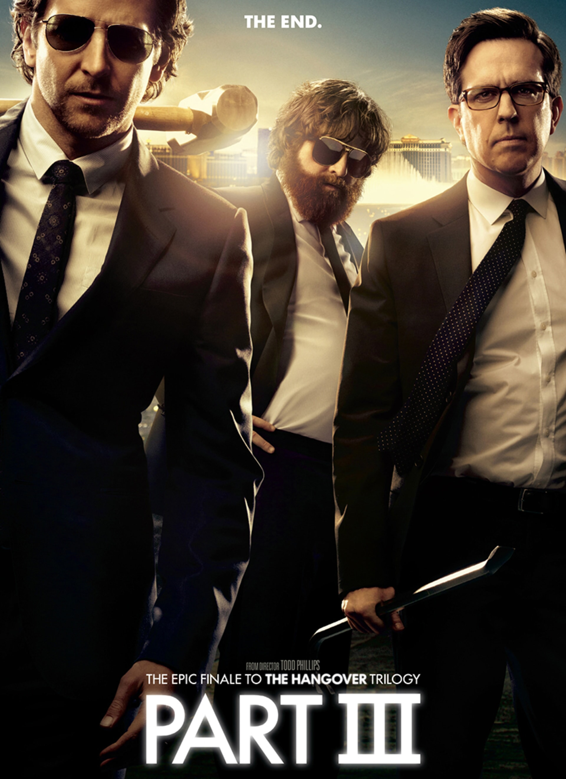 The Hangover Part III - Poster 1