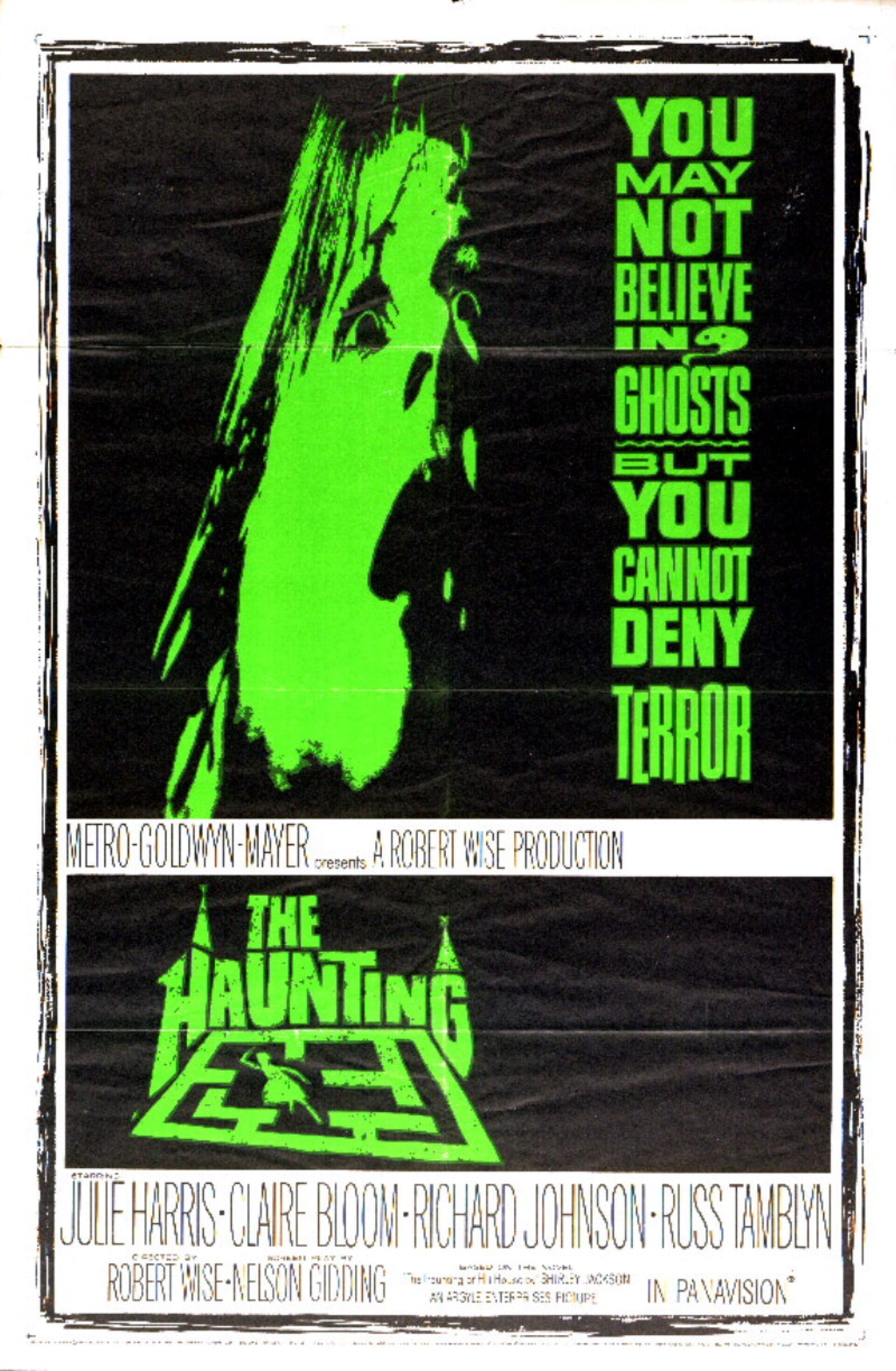 The Haunting - Poster 1