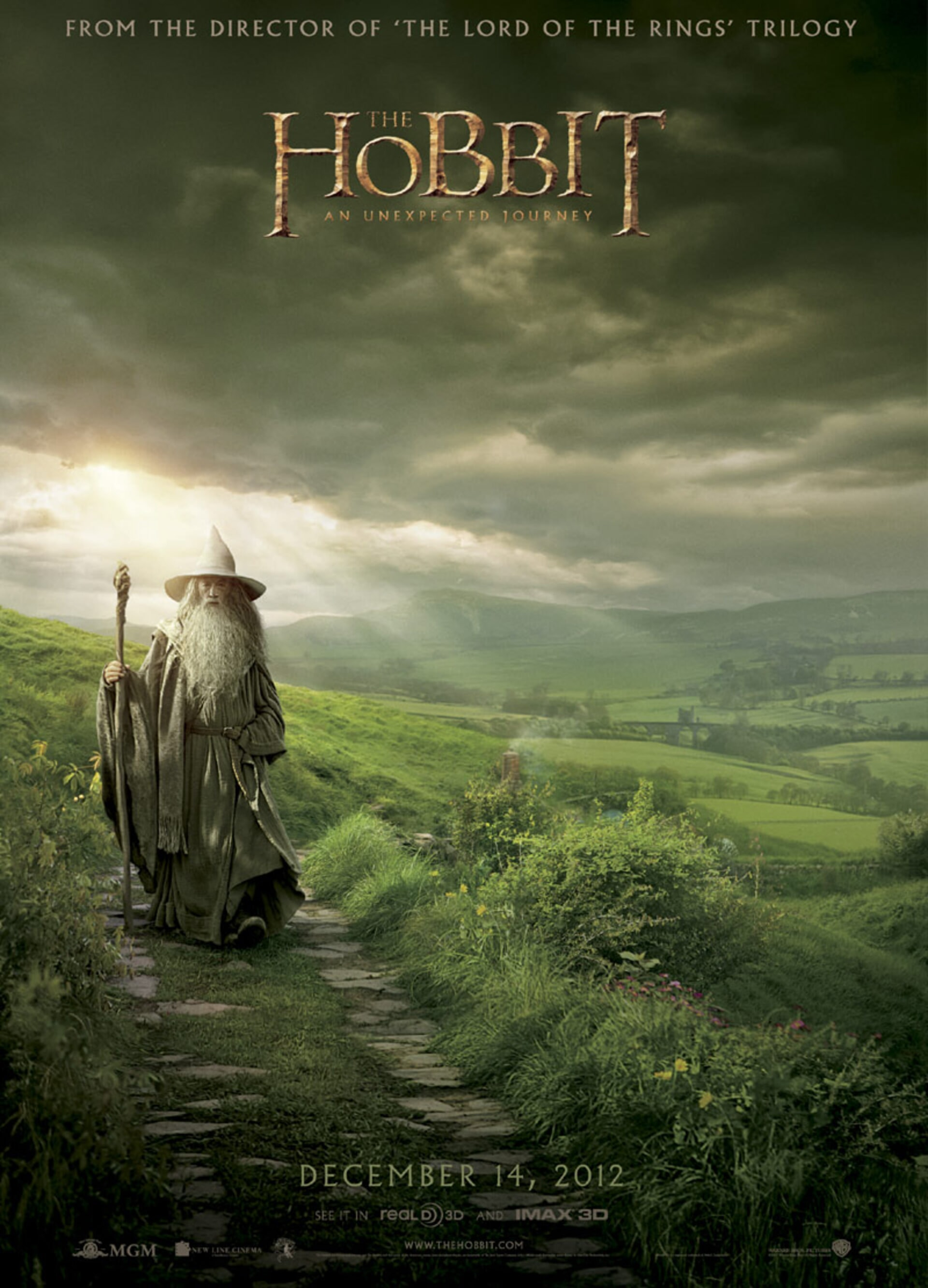 The Hobbit: An Unexpected Journey - Poster 1