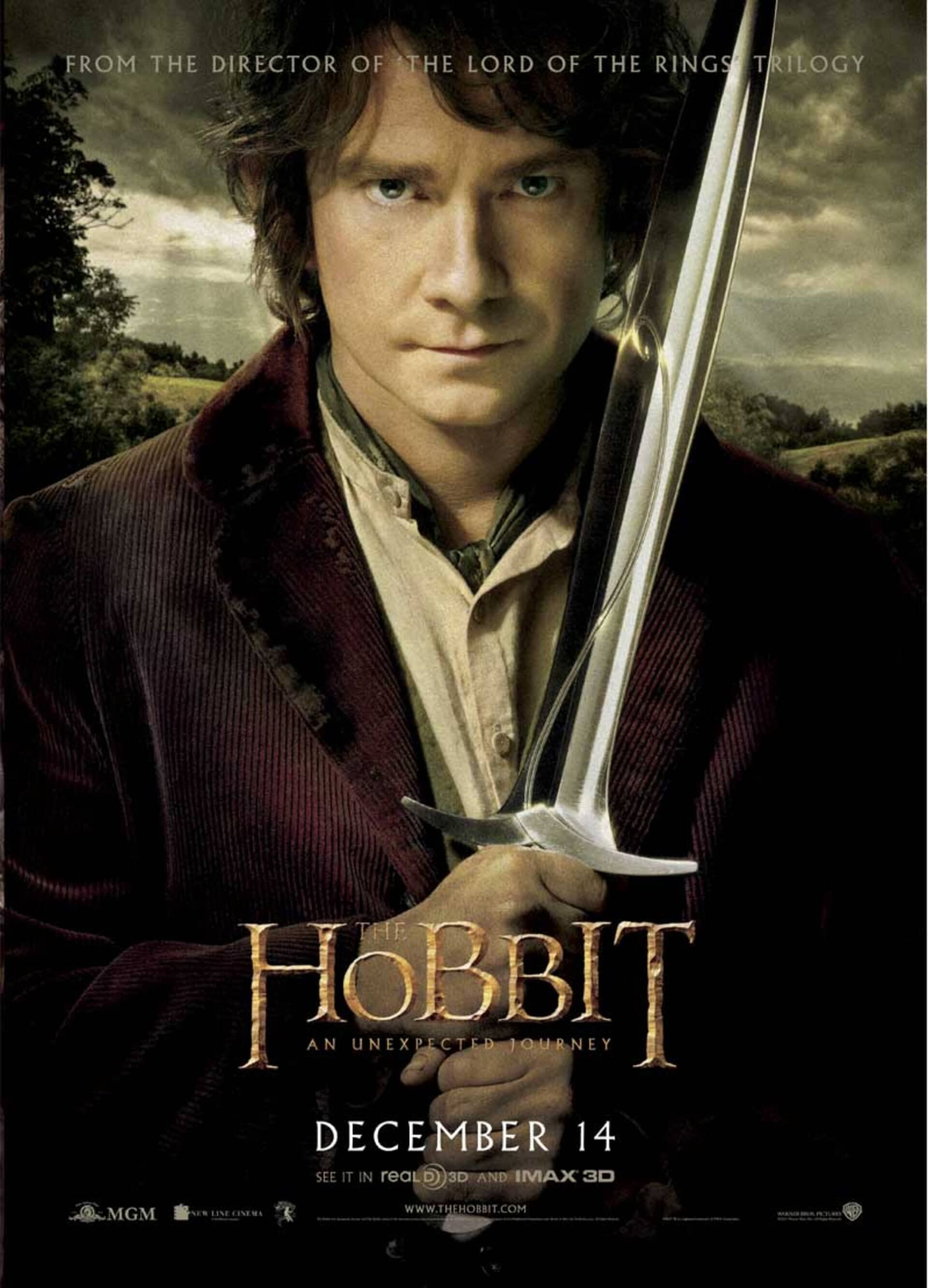 The Hobbit: An Unexpected Journey - Poster 3