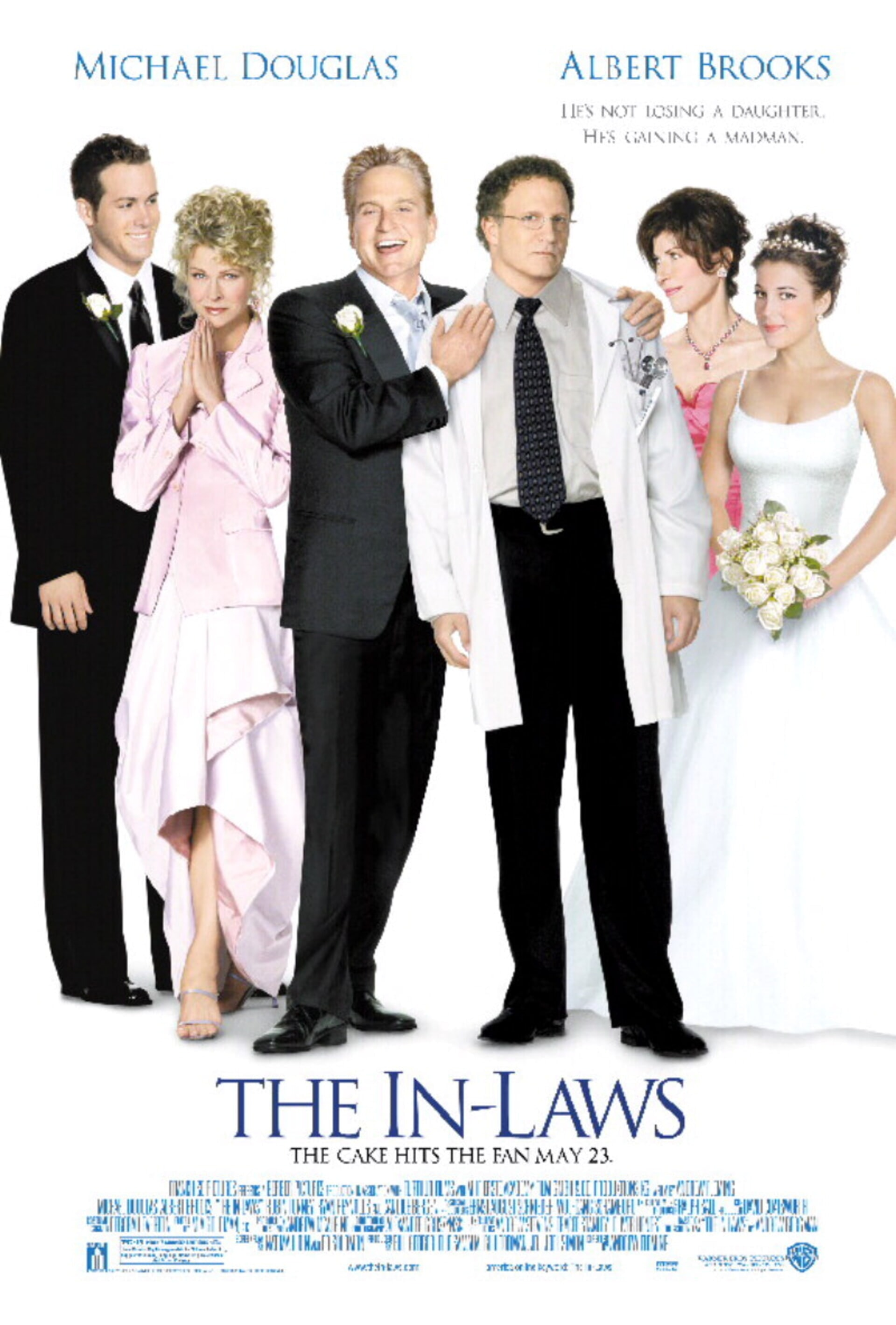The in-laws (2003) - Poster 1