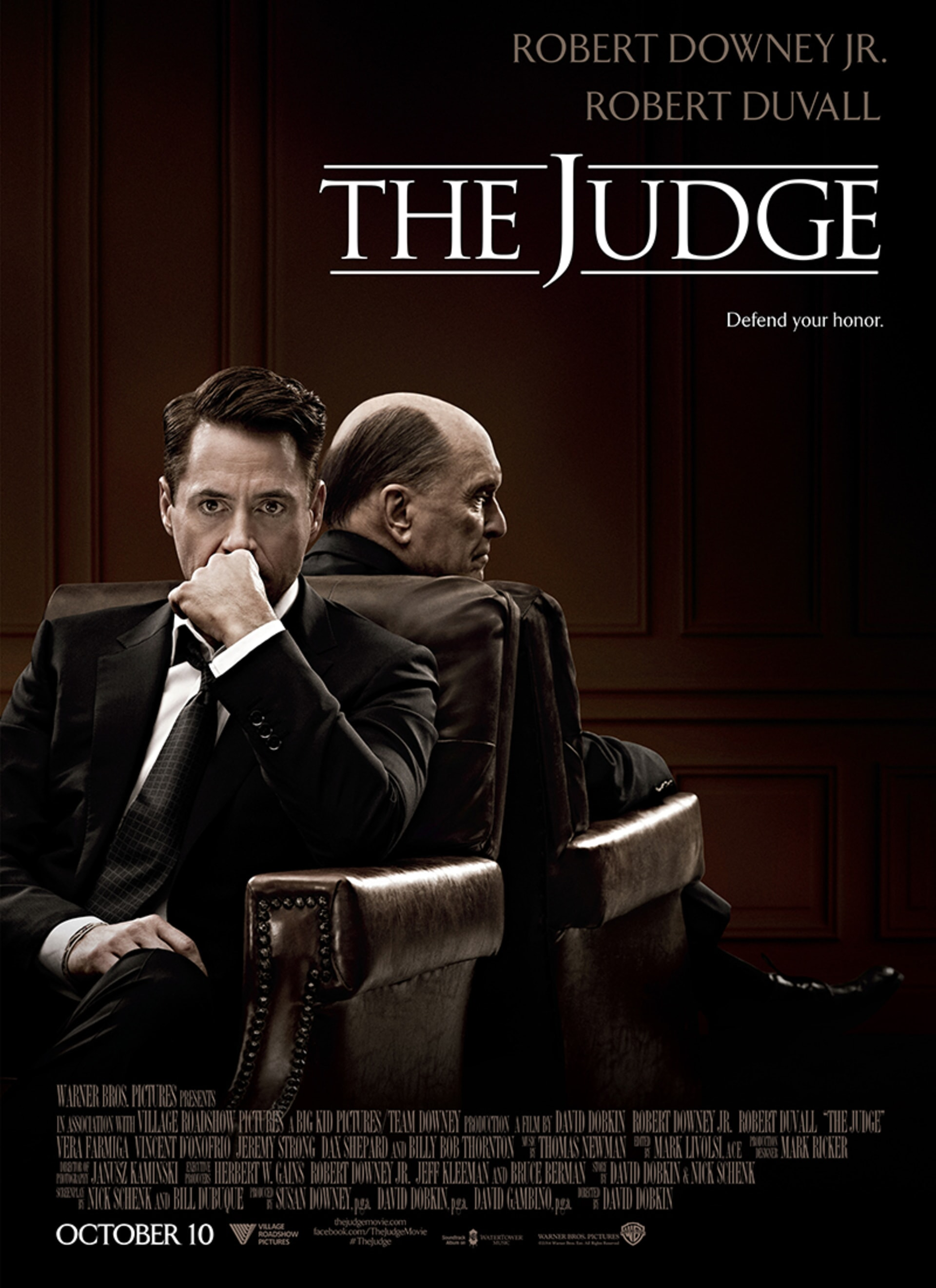 The Judge - Poster 2