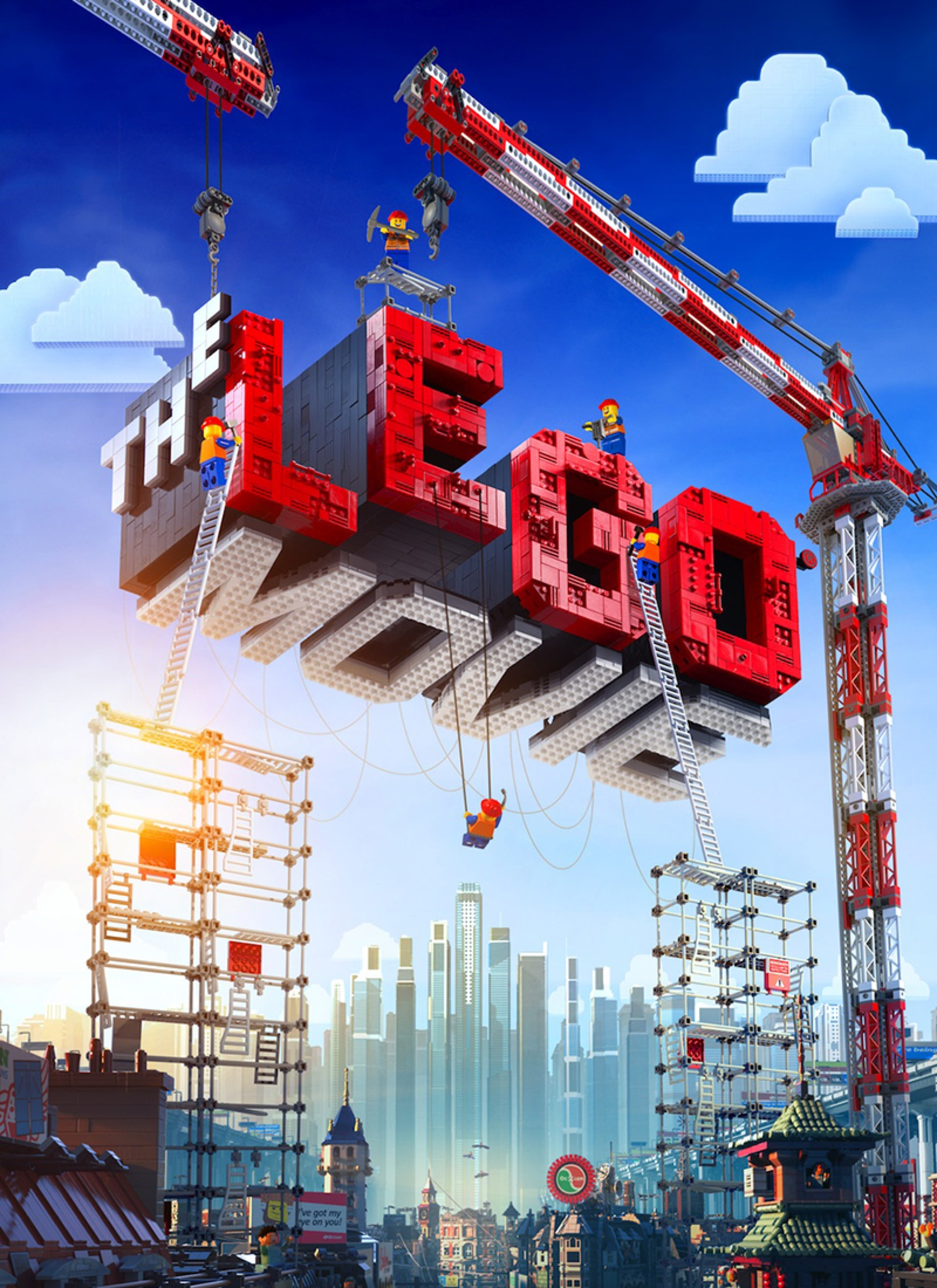 The Lego Movie - Poster 1