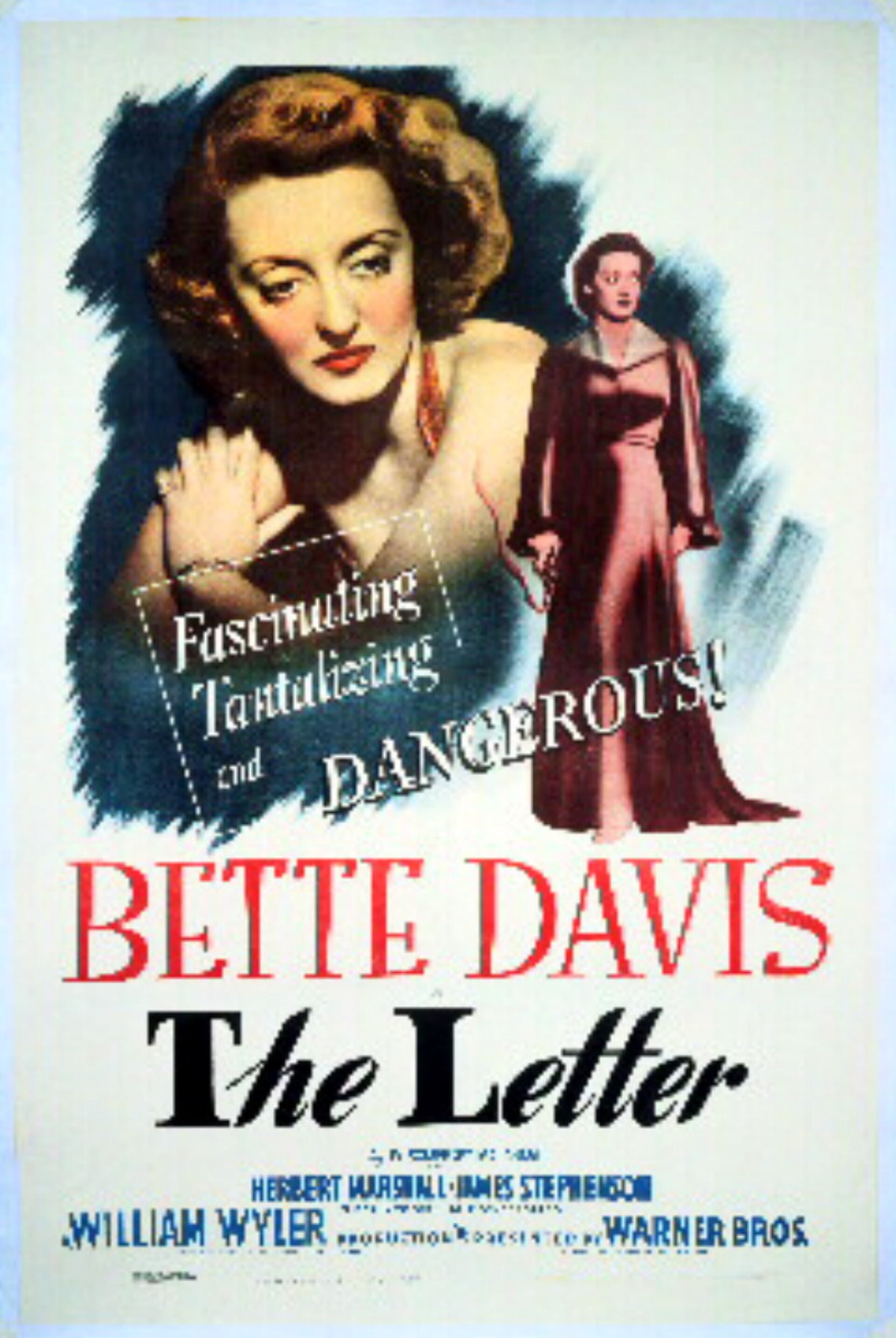 The Letter - Poster 1