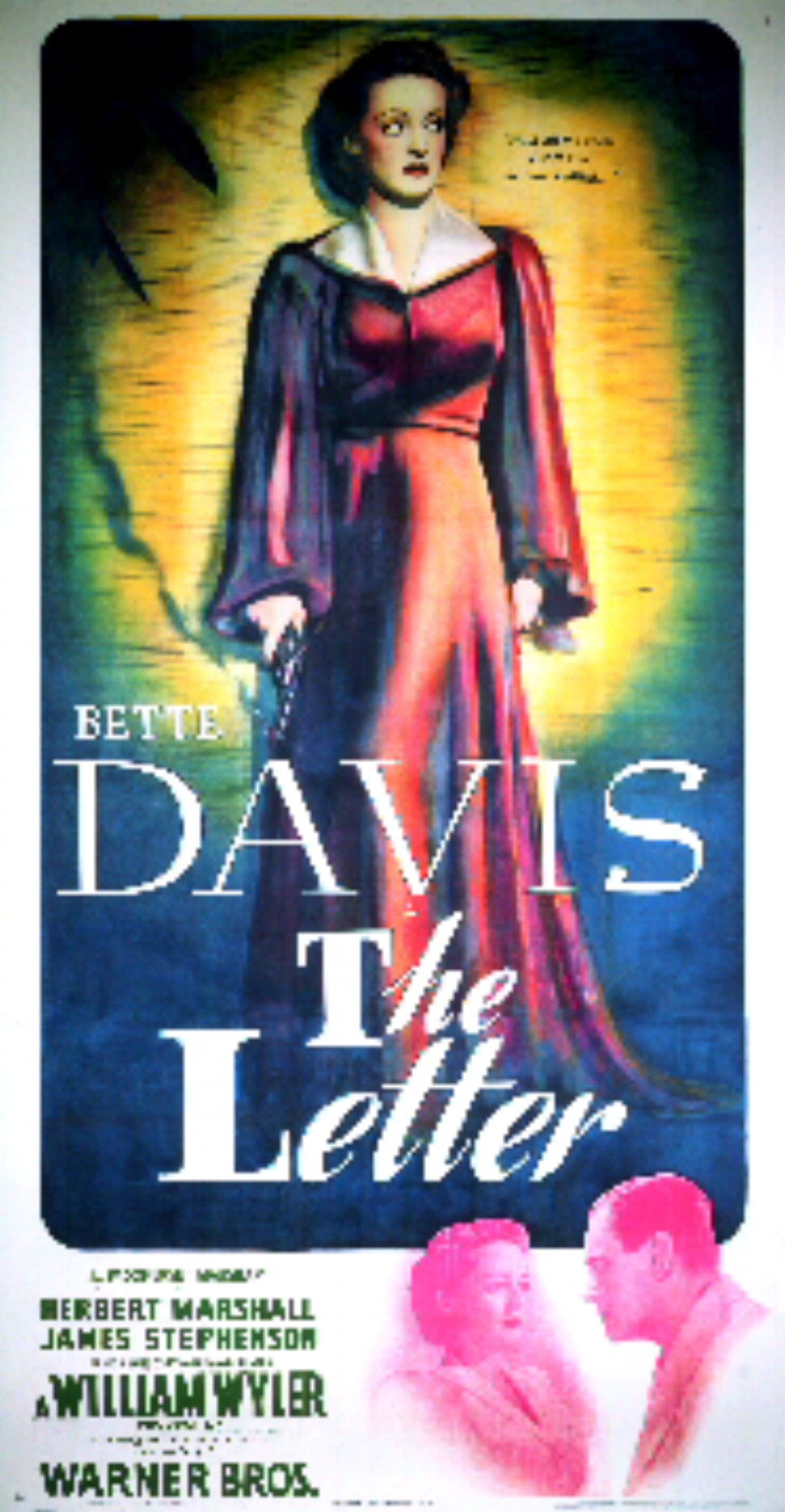 The Letter - Poster 2