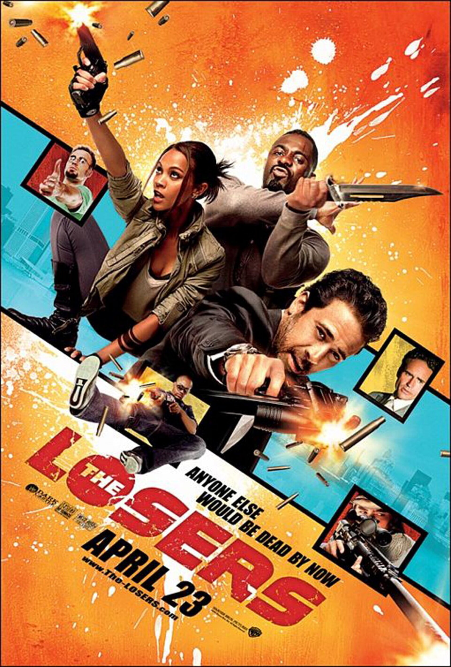 The Losers - Poster 1