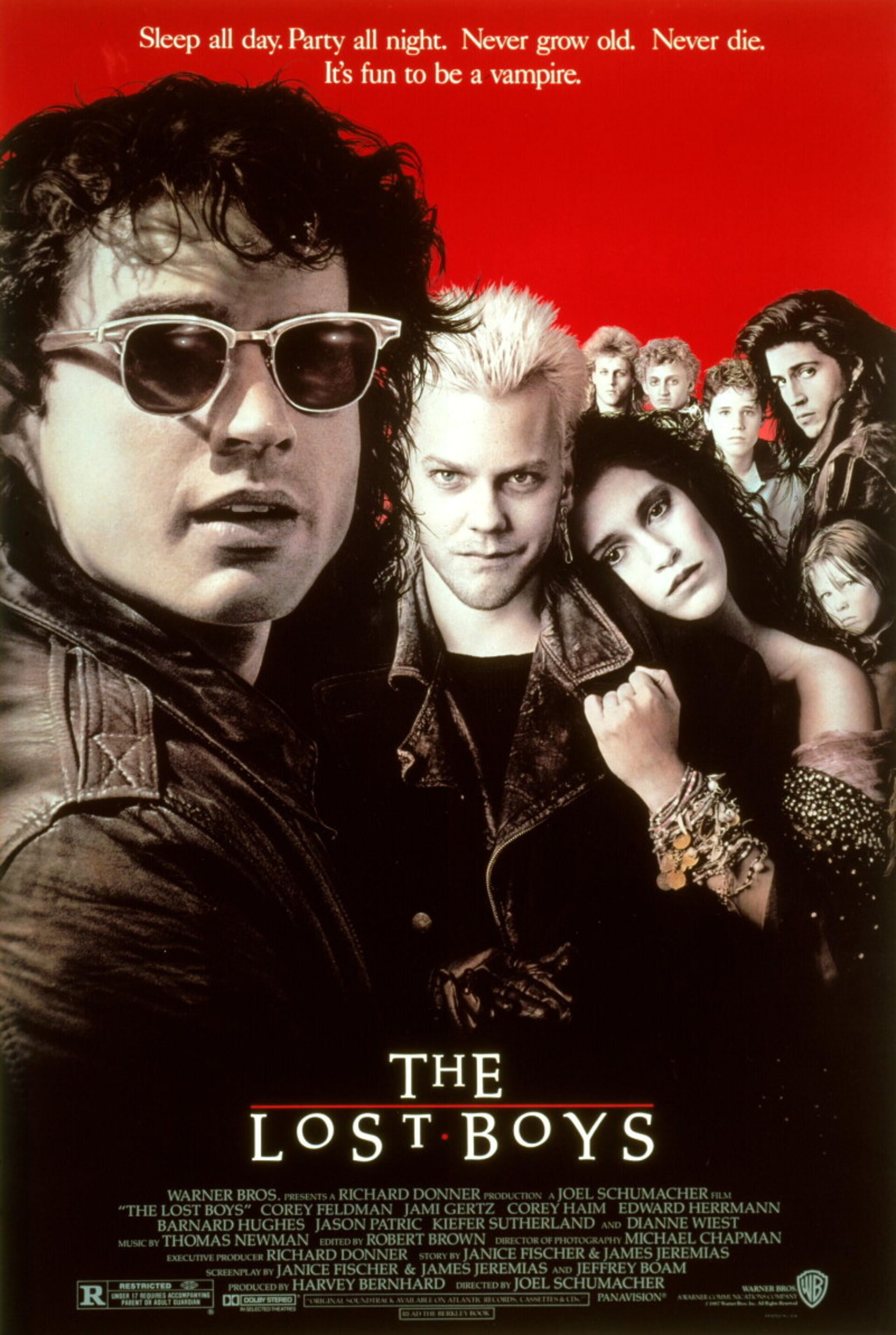 The Lost Boys - Poster 1