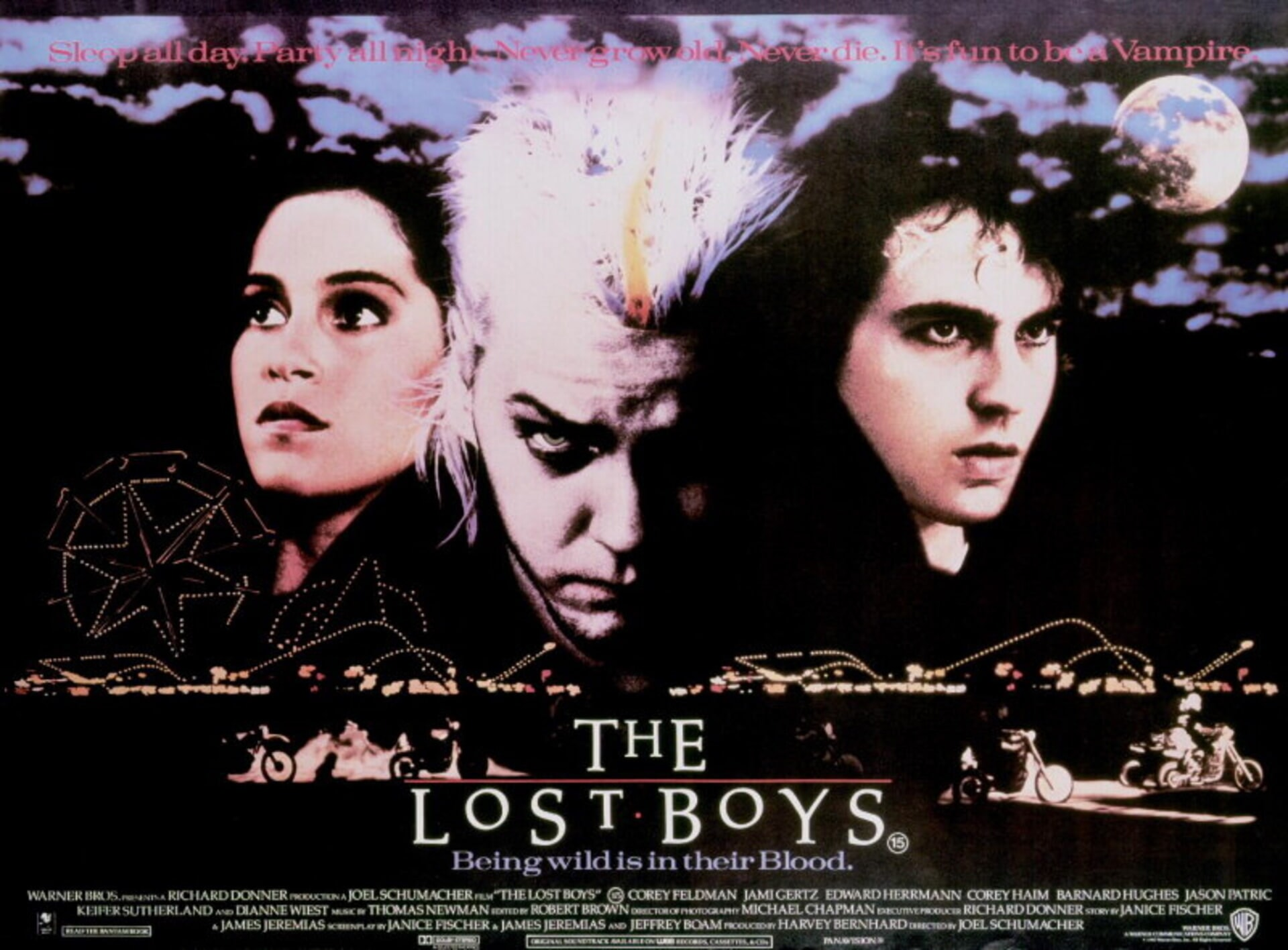 The Lost Boys - Poster 2
