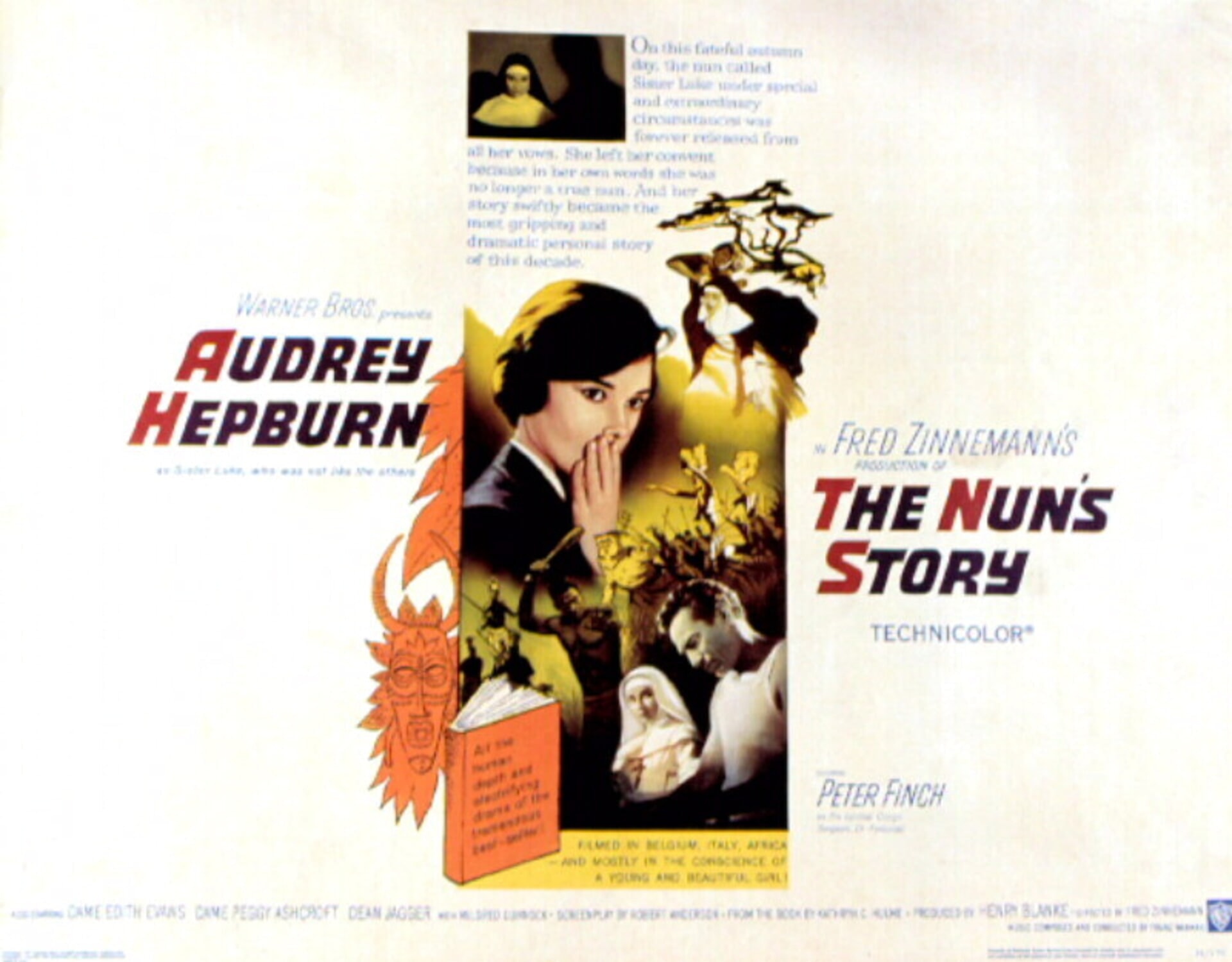 The Nun's Story - Poster 3