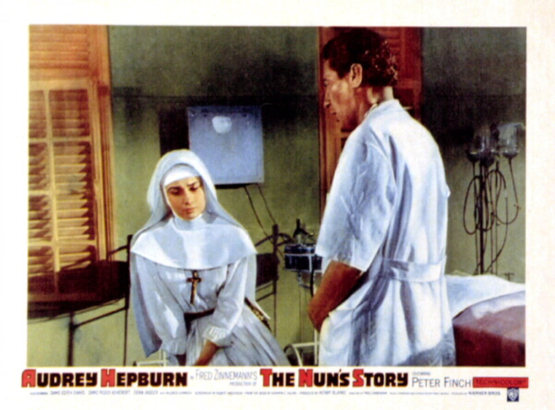 The Nun's Story - Poster 8