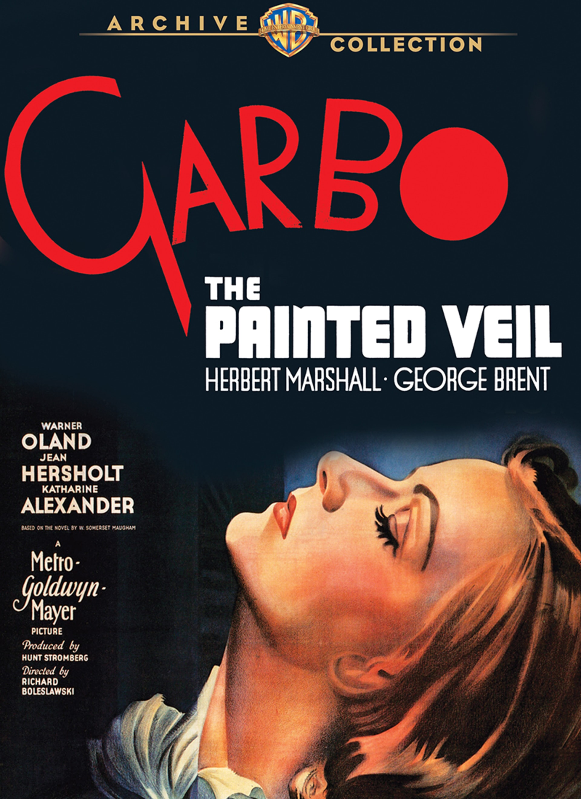 The Painted Veil (1934) - Poster 1