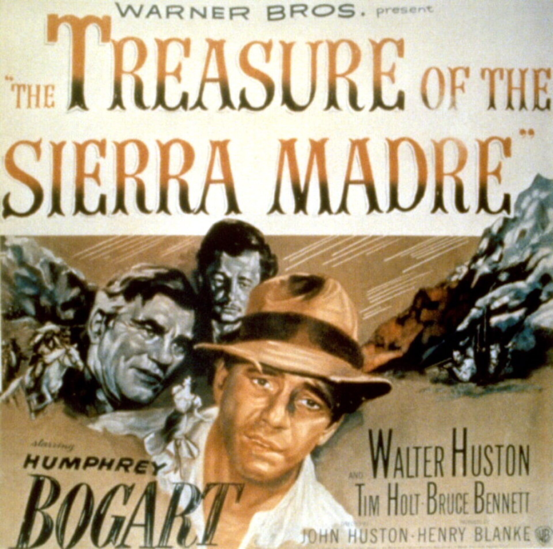 The Treaure of the Sierra Madre - Poster 3