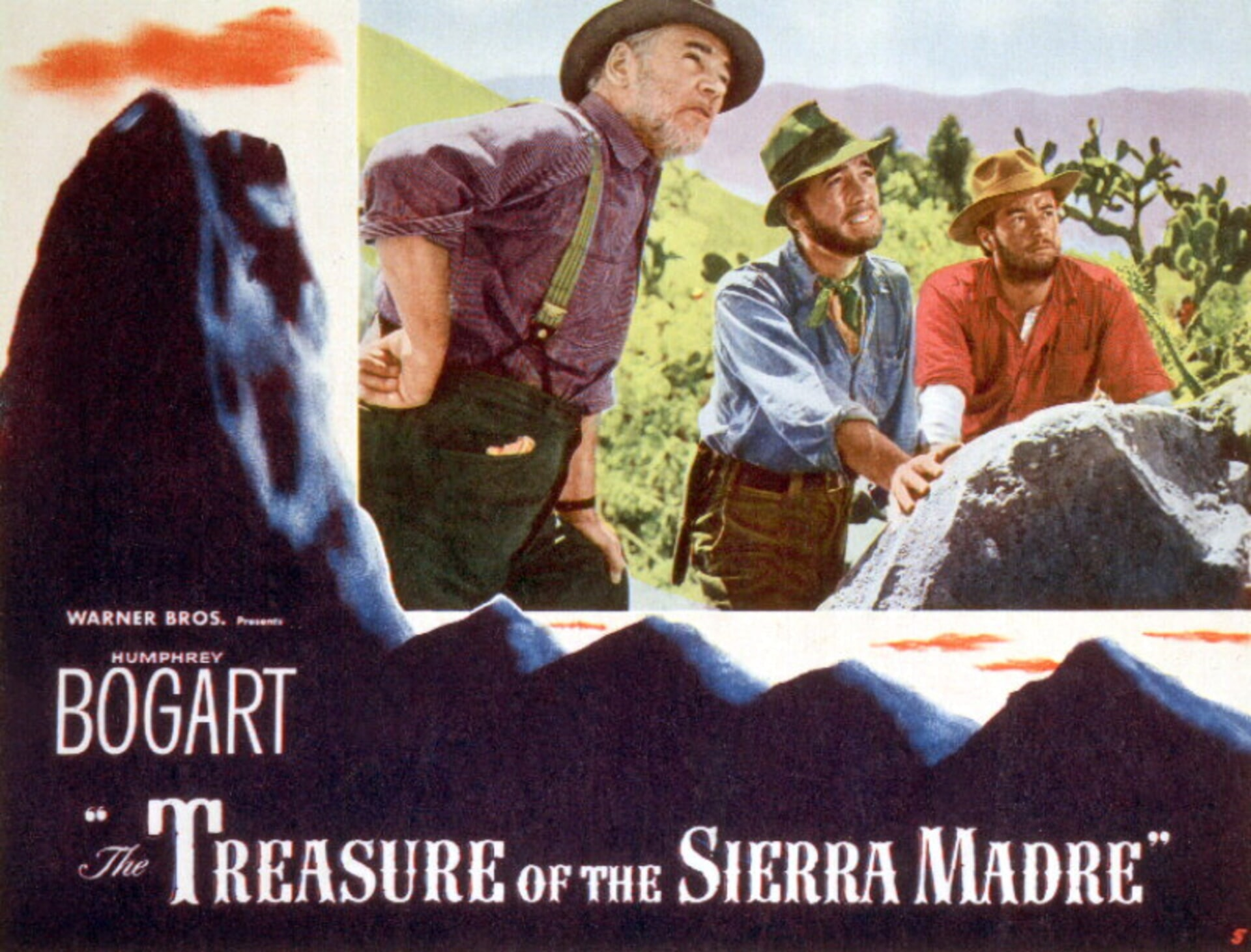 The Treaure of the Sierra Madre - Poster 5