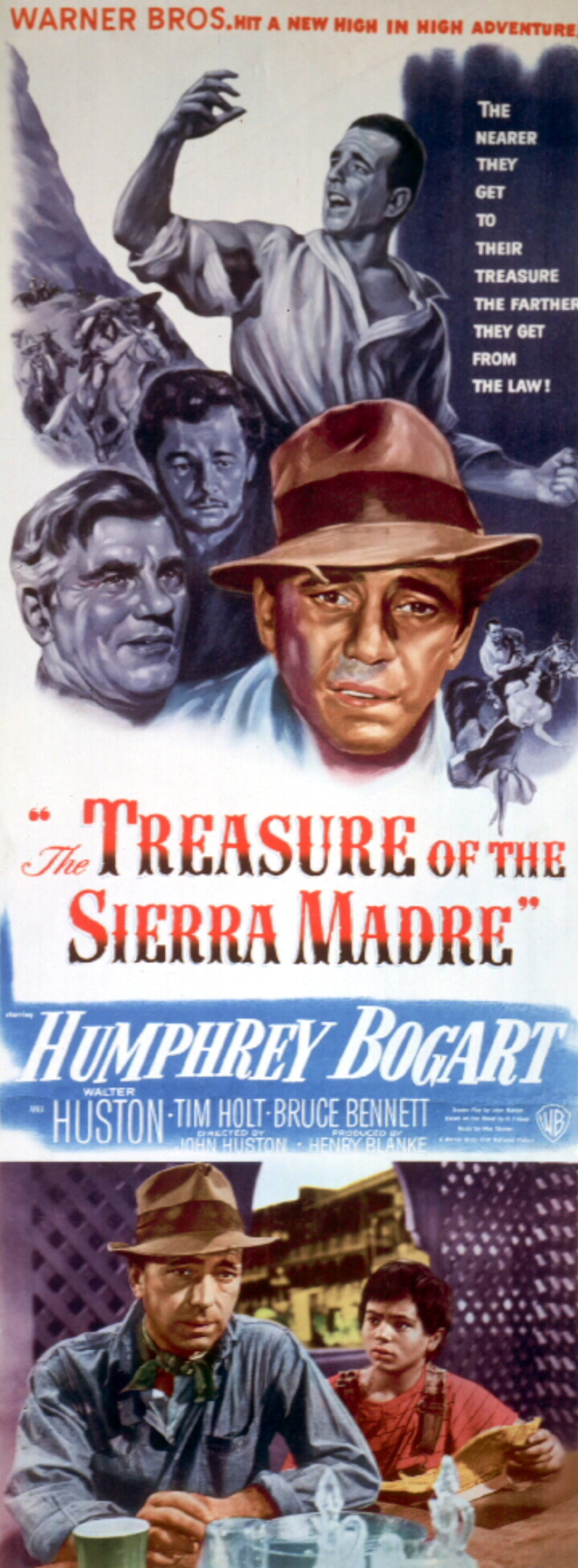 The Treaure of the Sierra Madre - Poster 6