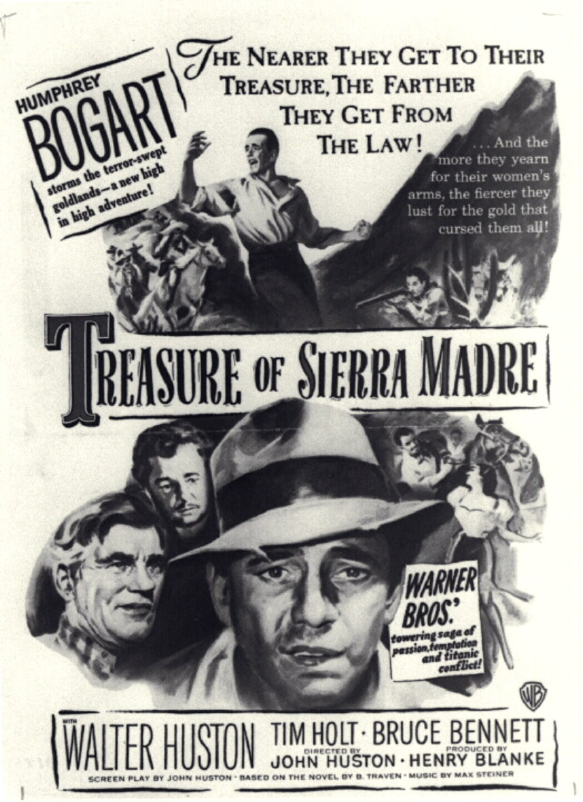 The Treaure of the Sierra Madre - Poster 7
