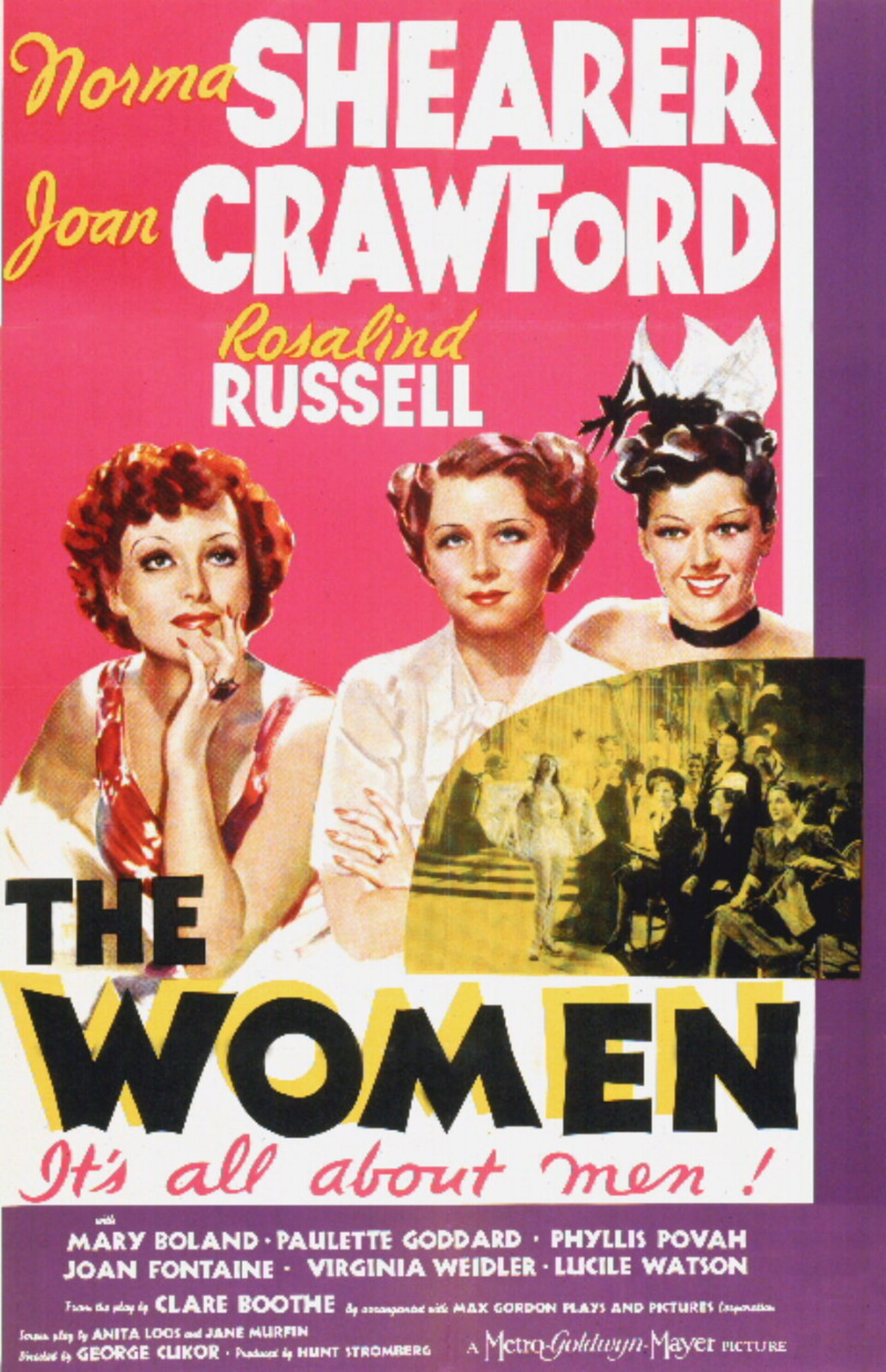 The Women (1939) - Poster 1