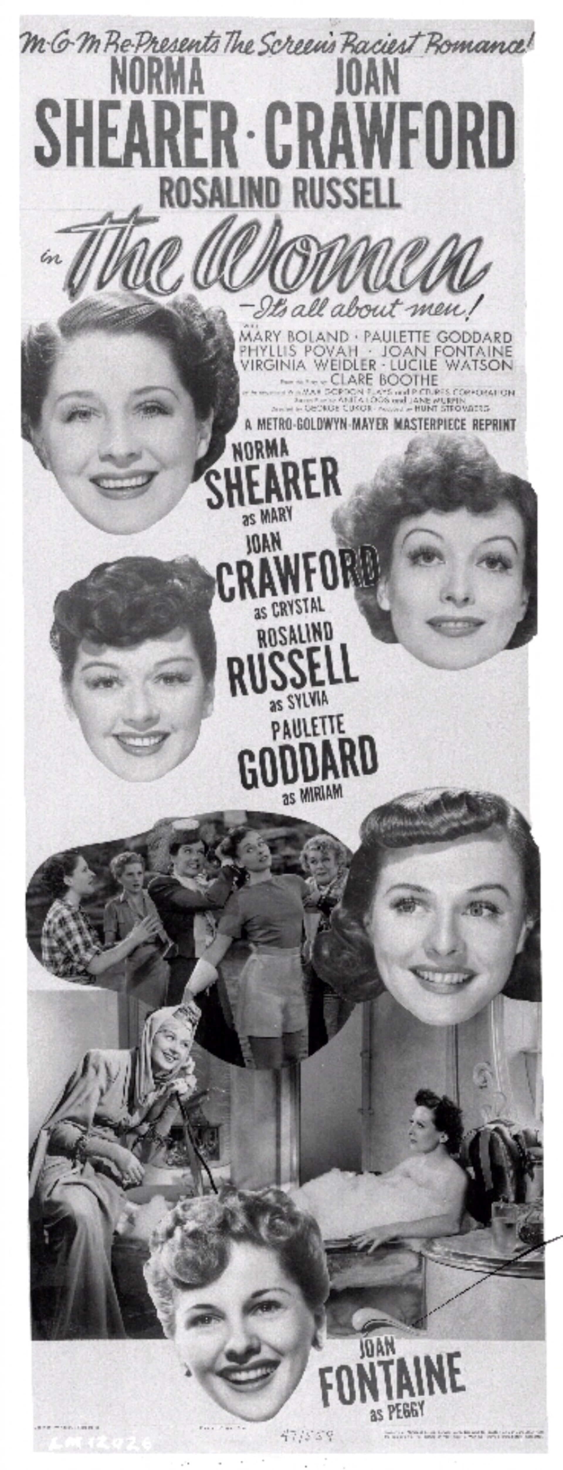 The Women (1939) - Poster 2